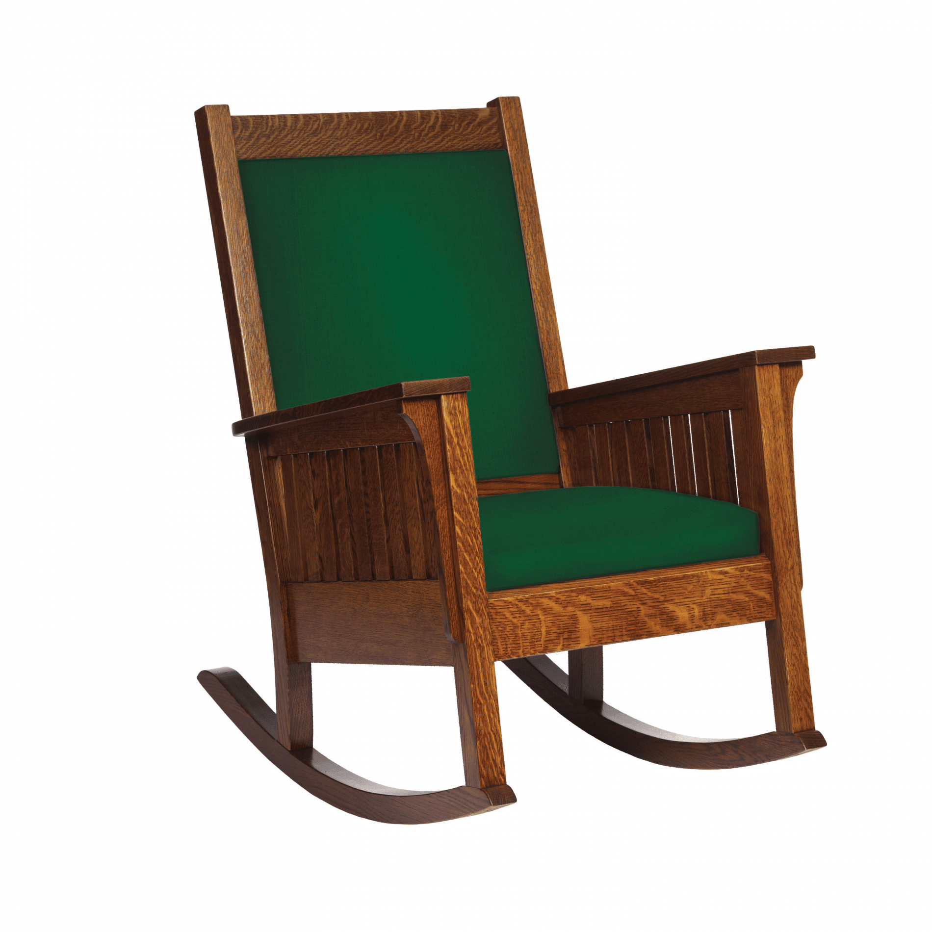 Affinity Mission Rocking Chair (Amrc) | Alumnichairs In Luxury Mission Style Rocking Chairs (#2 of 20)