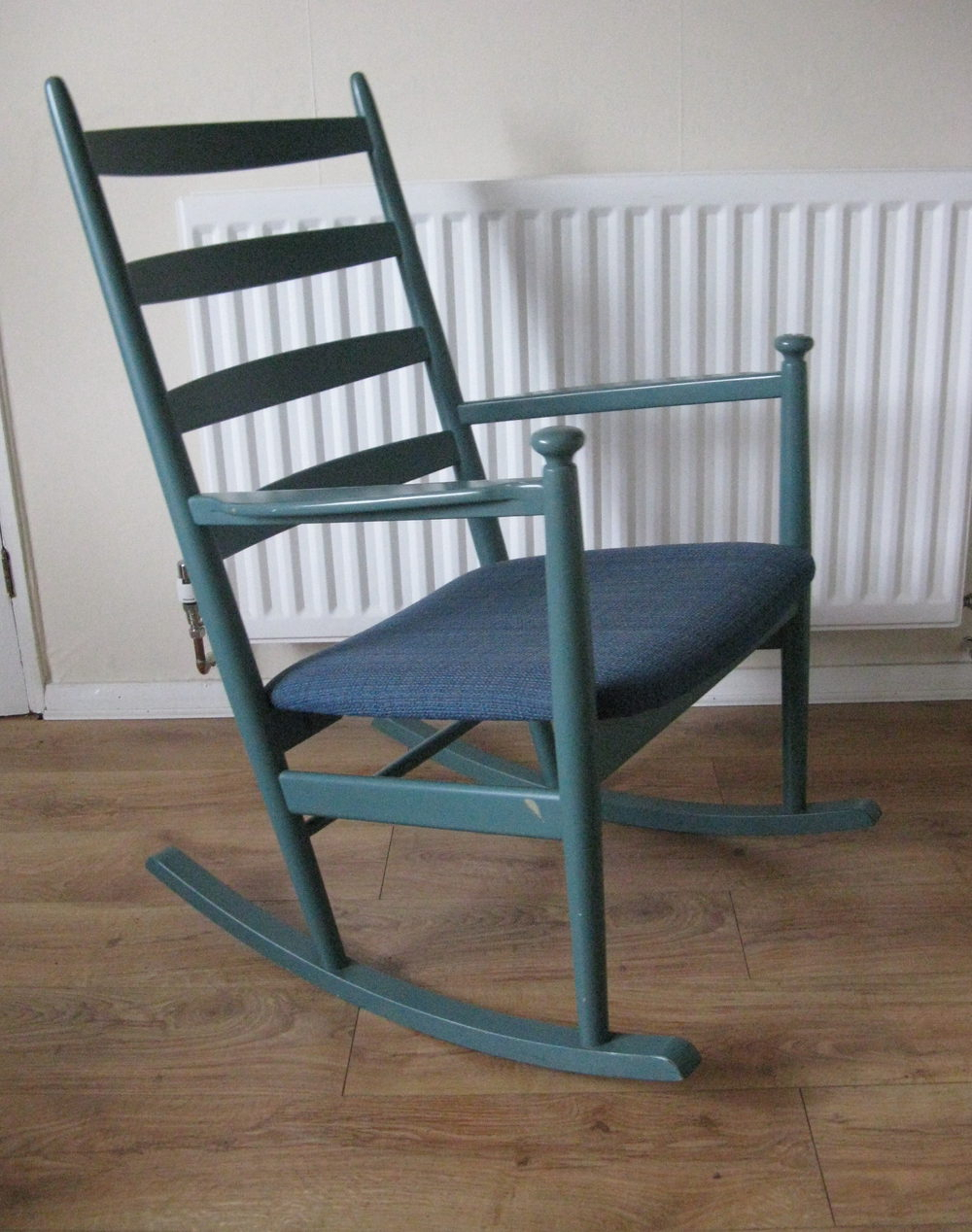 Antiques Atlas – Retro Danish Rocking Chair Niels Eilersen Regarding Liverpool Classic Style Rocking Chairs In Antique Oak Finish (#5 of 20)