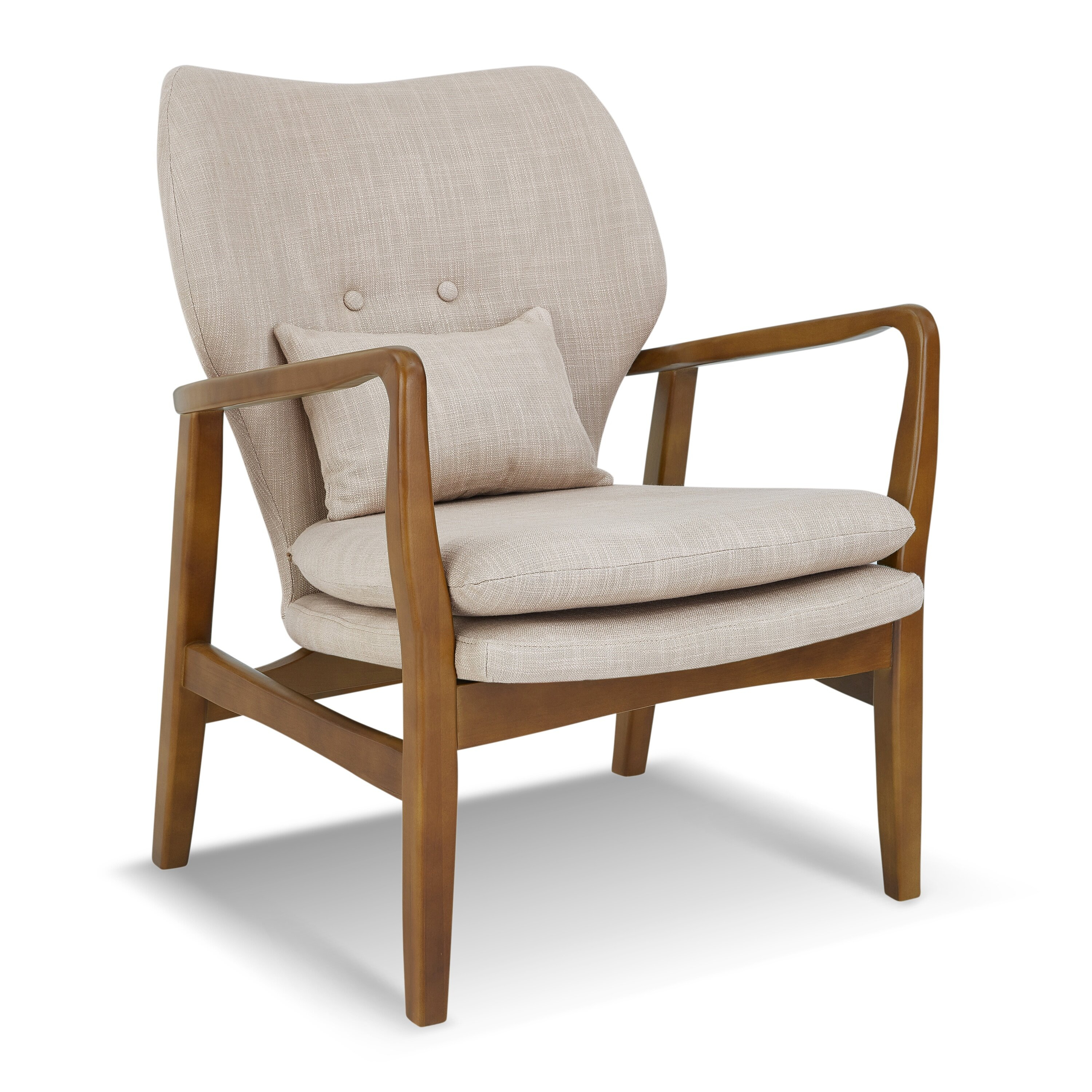 Avenue Six Chair | Wayfair Throughout Carbon Loft Ariel Rocking Chairs In Espresso Pu And Walnut (View 8 of 20)