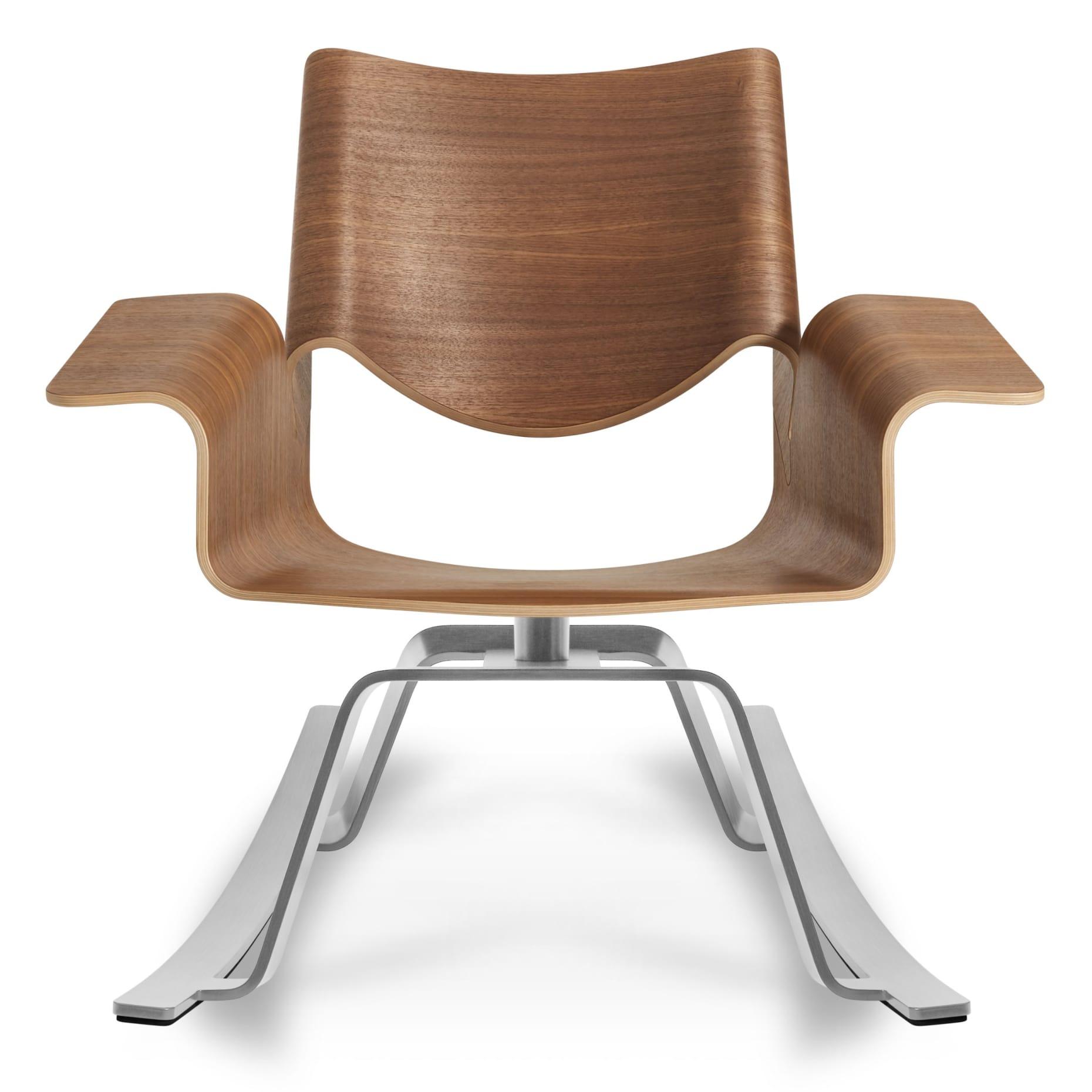 Buttercup Rocker Regarding Dark Walnut Brown Wooden Rocking Chairs (#4 of 20)