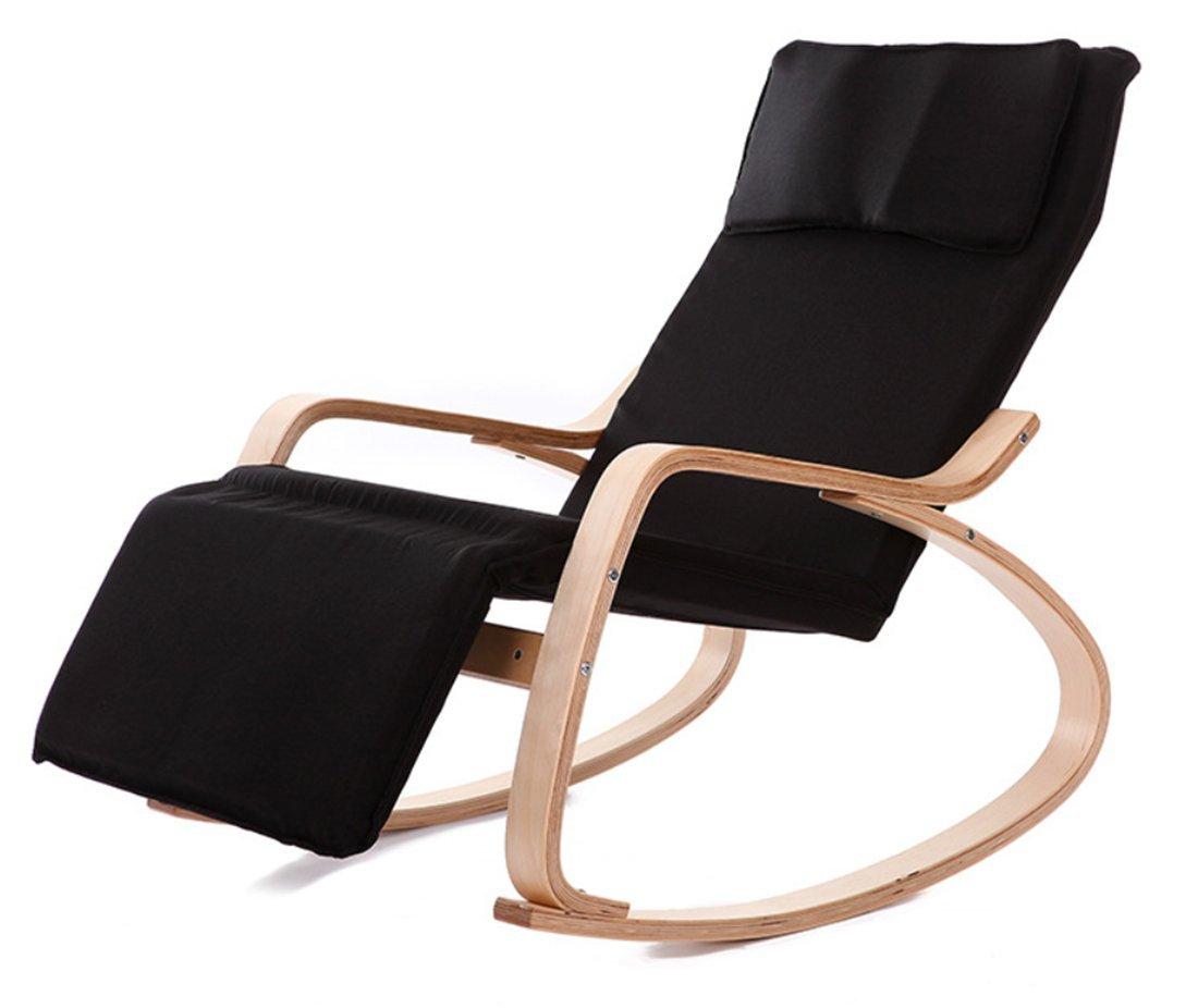 Cheap Rocking Chair Bentwood, Find Rocking Chair Bentwood In Folding Bentwood Rocking Chairs With Extendable Footrest And Removable Cover (#6 of 20)