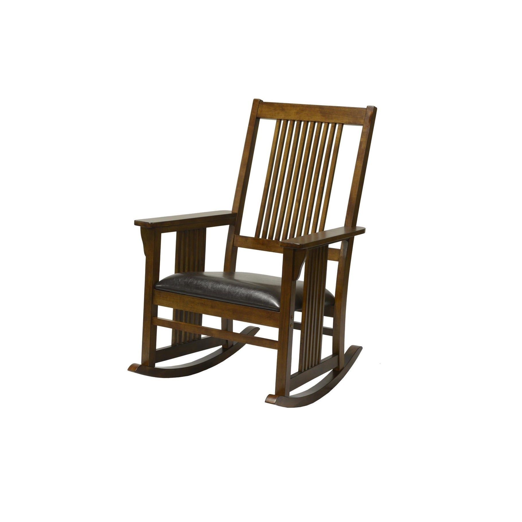 Cottonwood Tobacco Rocker Chair For Radford Traditional Rocking Chairs (View 2 of 20)