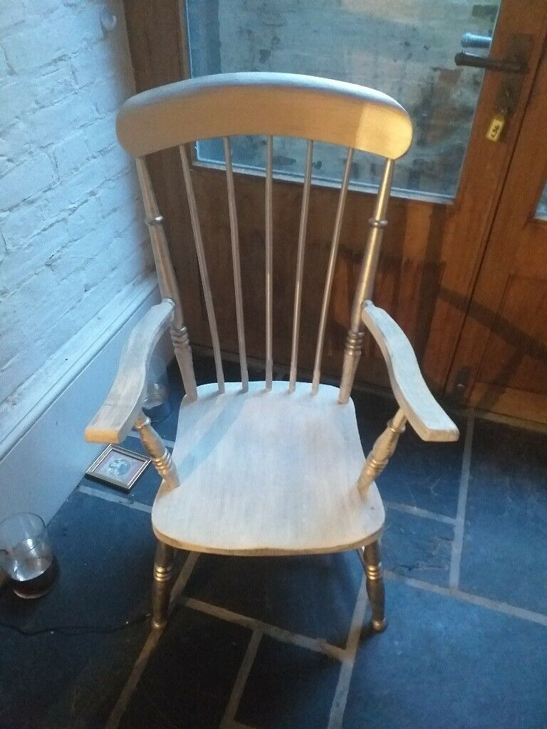 Country Style Wooden Chair | In Dover, Kent | Gumtree Pertaining To Dover Bentwood Rocking Chairs (#9 of 20)