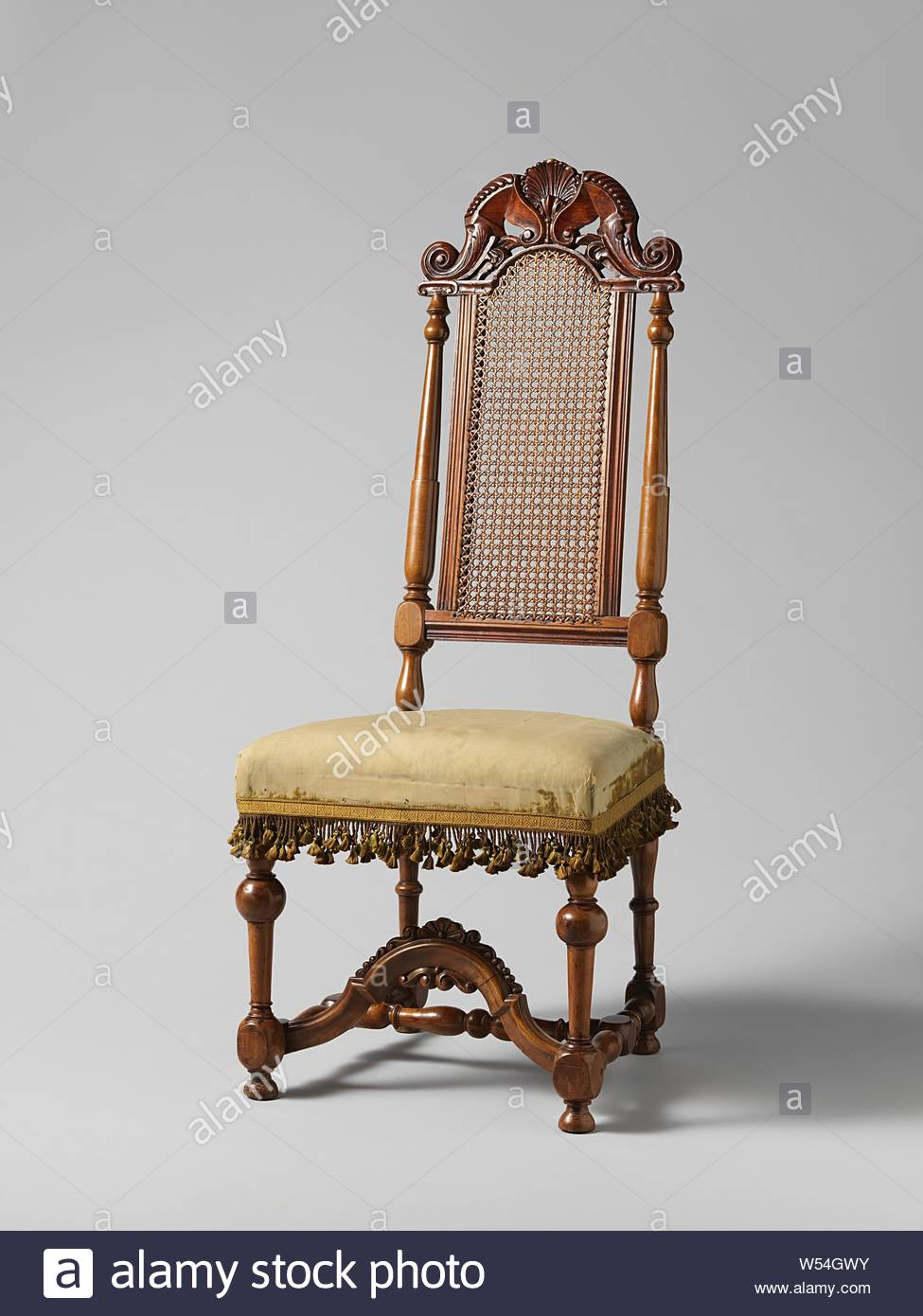 Crowned Chair Stock Photos & Crowned Chair Stock Images – Alamy Intended For Newcombe Warm Brown Windsor Rocking Chairs (#9 of 20)
