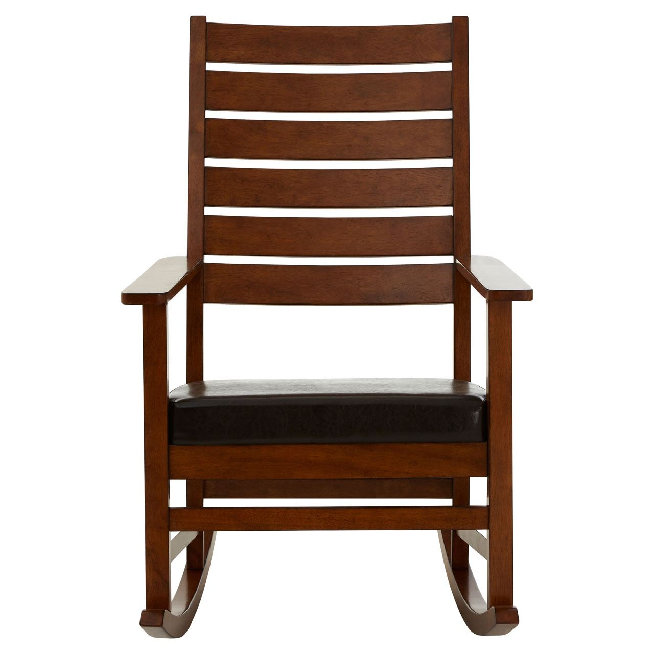 20 Best Ideas of Natural Brown Wood Folding Rocking Chairs