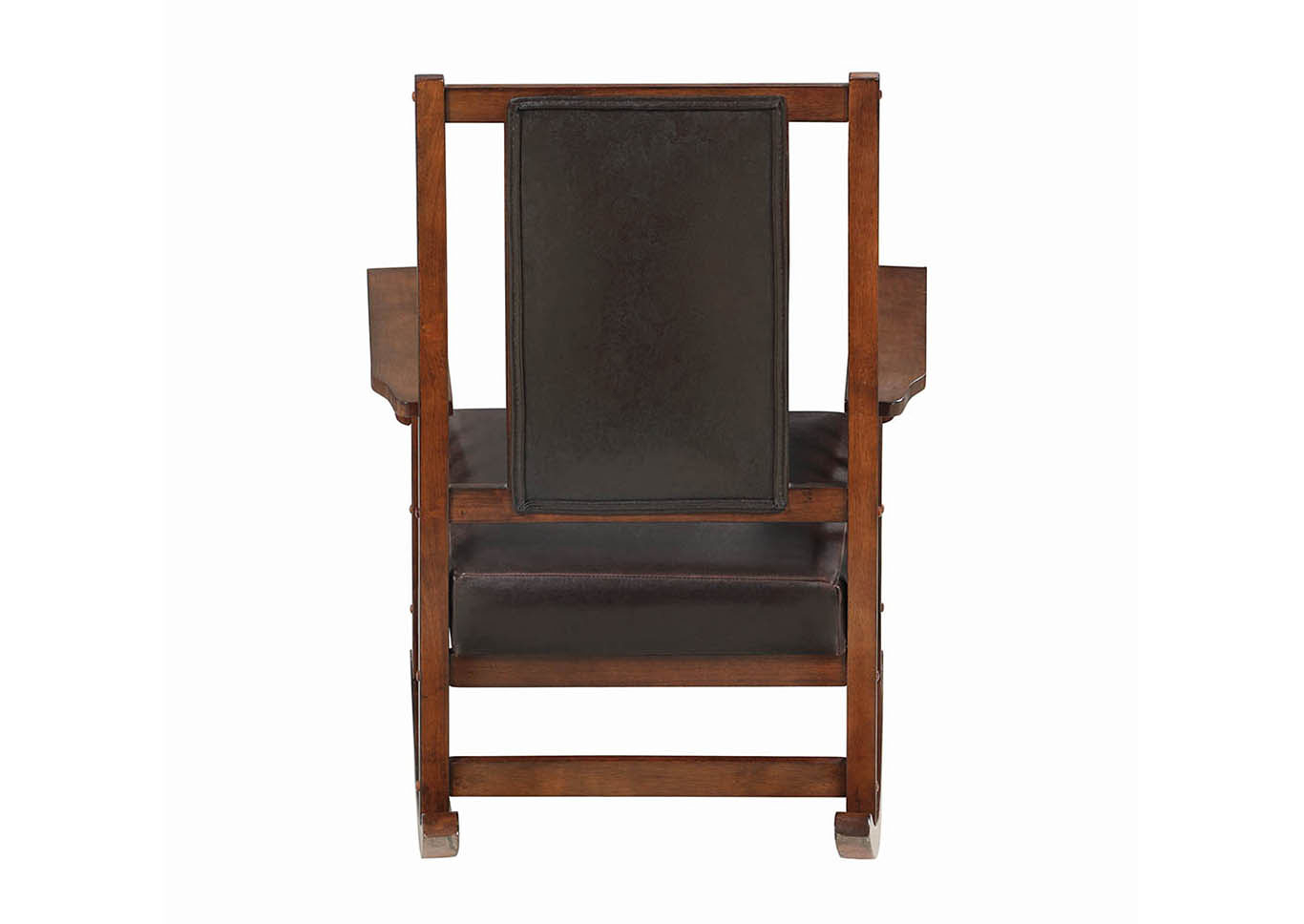 Harlem Furniture Tobacco Rocking Chair Pertaining To Tobacco Rocking Chairs (#11 of 20)