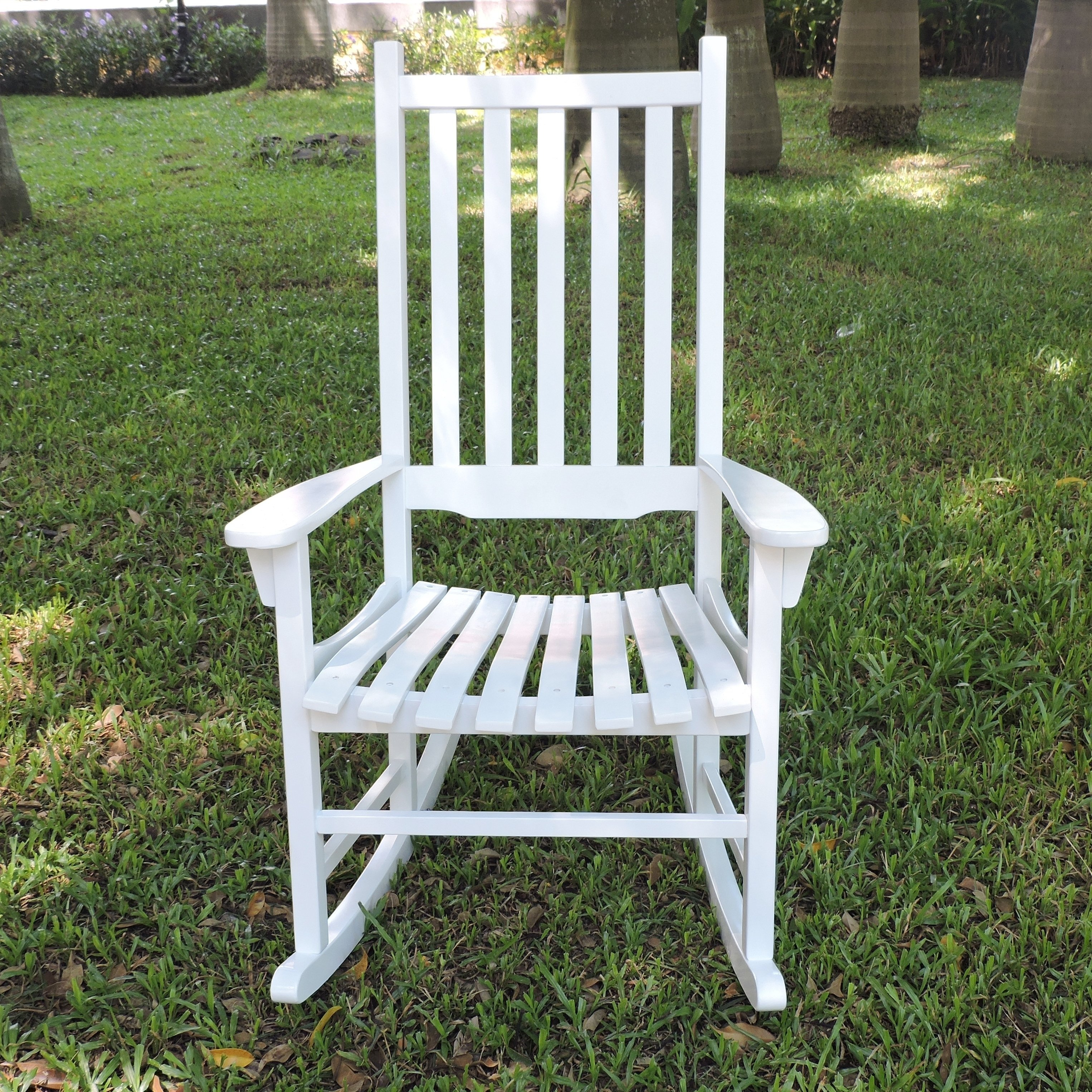 Havenside Home Togiak Traditional Rocking Chair (Mpg Pt Pertaining To Brady Traditional White Rocking Chairs (#10 of 20)
