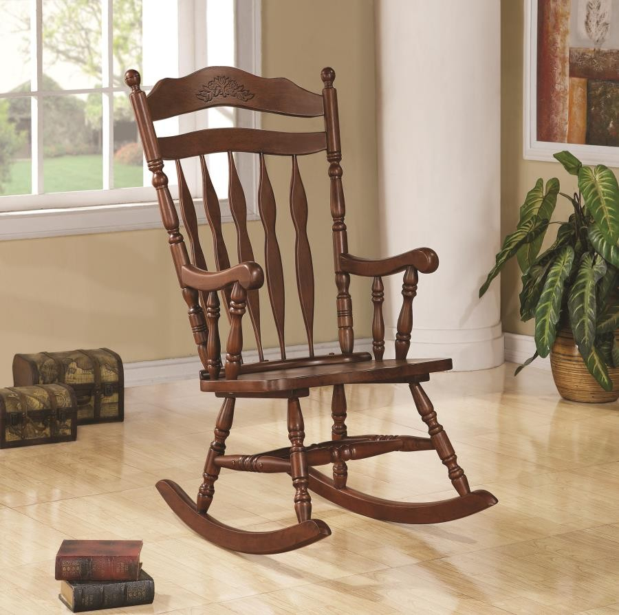 Living Room: Rocking Chairs – Rocking Chair Within Antique Transitional Warm Oak Rocking Chairs (View 20 of 20)