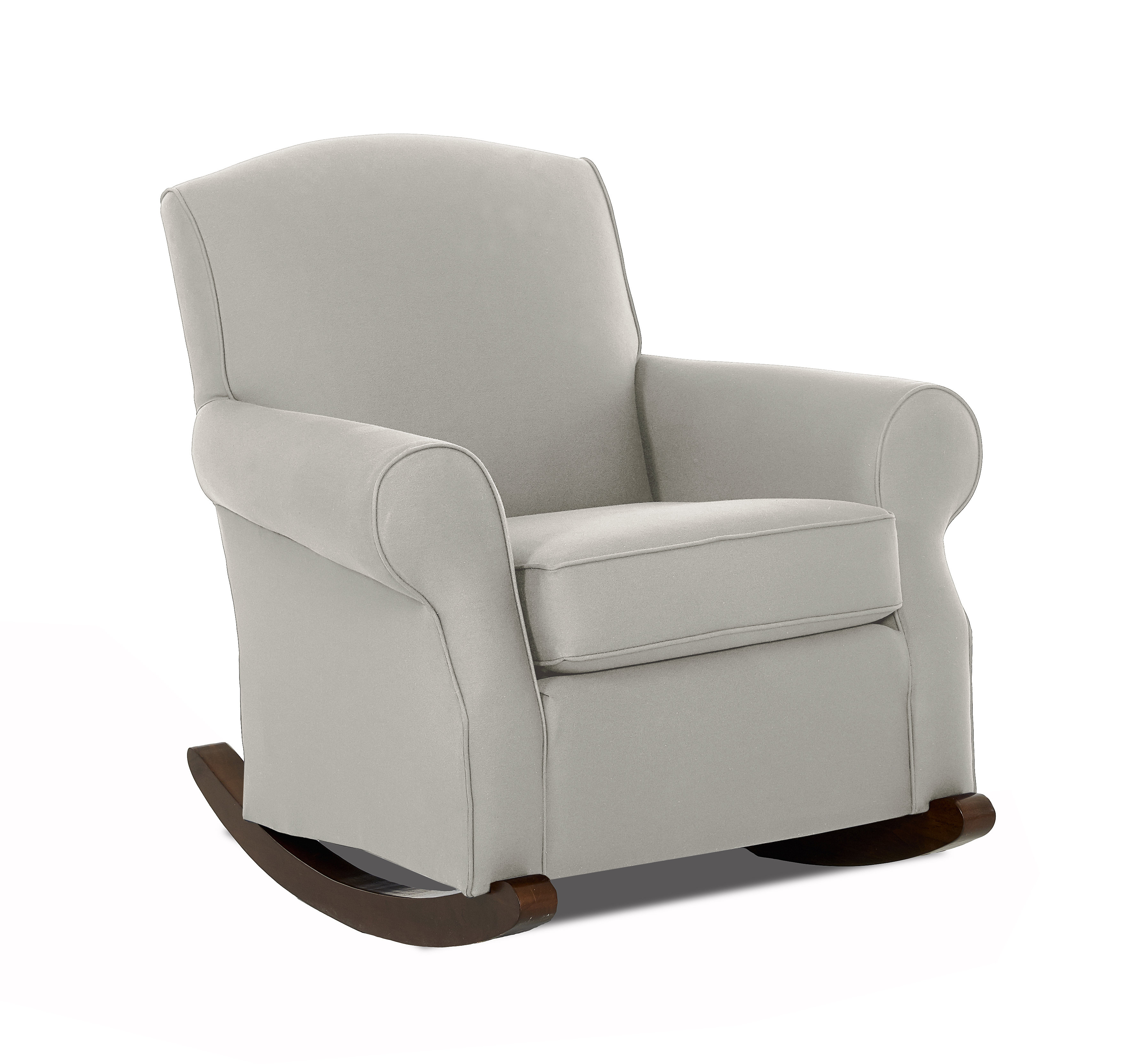Marlowe Rocking Chair Regarding Padded Rocking Chairs (#13 of 20)
