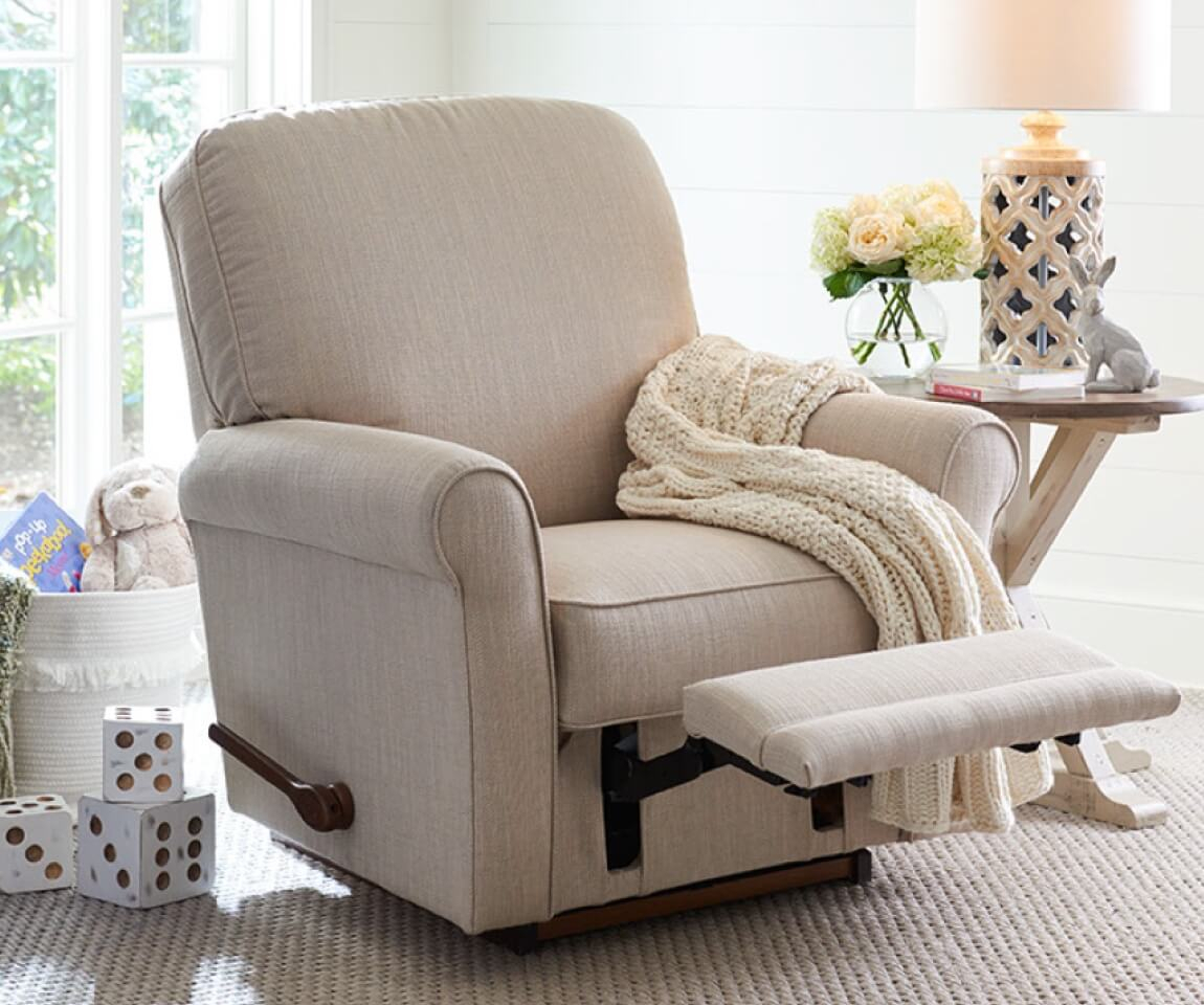 Nursery Furniture | La Z Boy Pertaining To Rocking Chairs Arm Chairs For Living And Nursery Room (View 14 of 20)