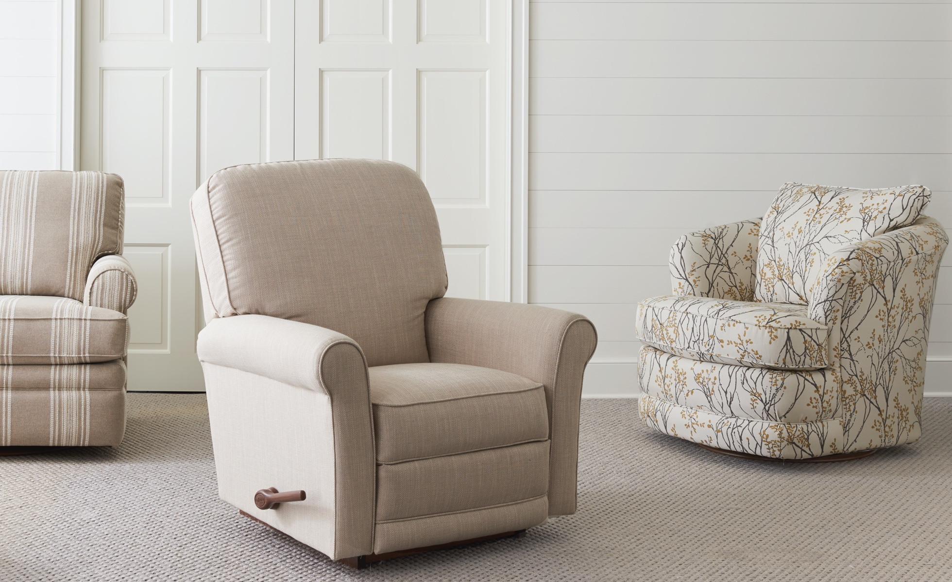 Nursery Furniture | La Z Boy With Regard To Rocking Chairs Arm Chairs For Living And Nursery Room (View 15 of 20)