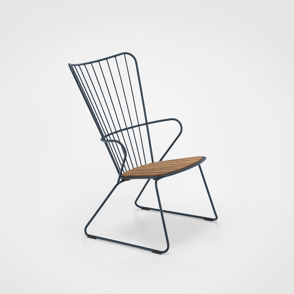 Outdoor Chairs | Houe Pertaining To Rocking Chairs & Lounge Chairs In Grey (View 12 of 20)