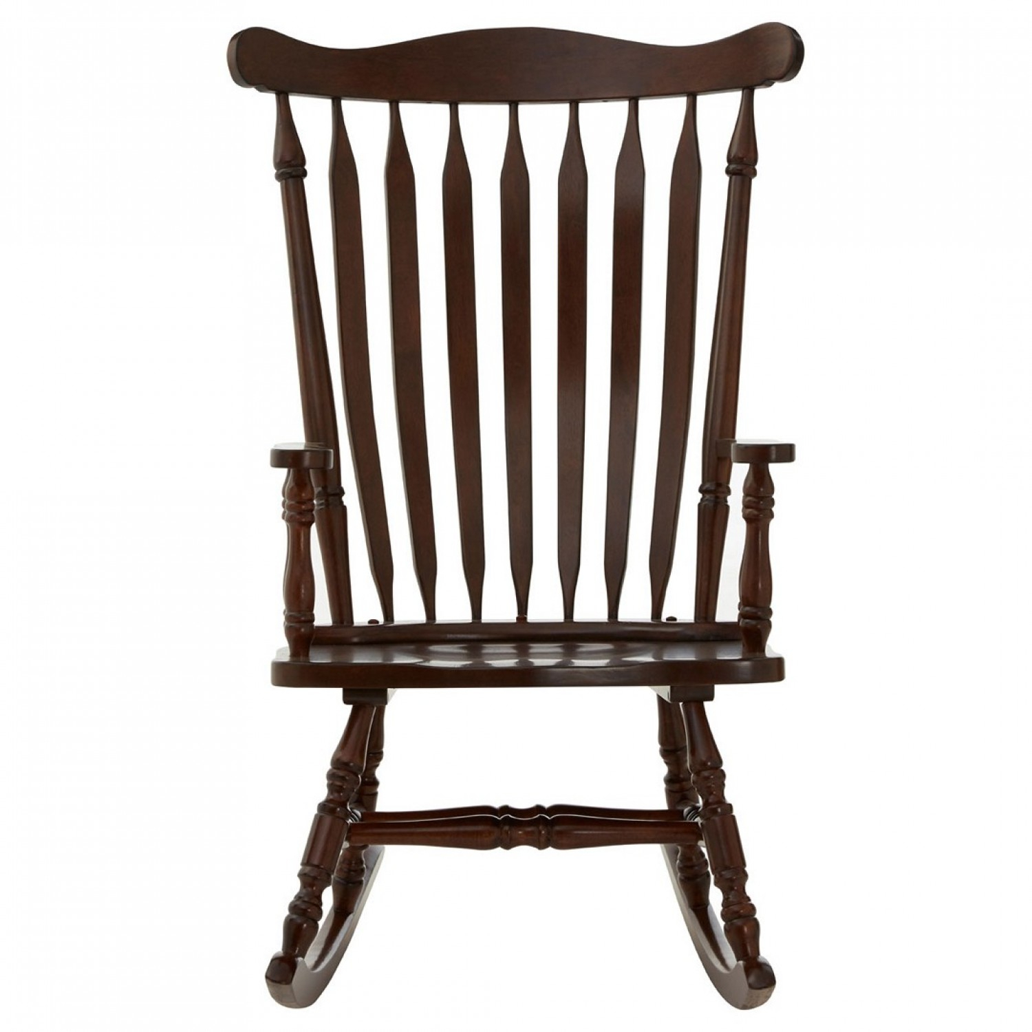 Own This Traditional Rocking Chair, Espresso Colour, Plywood With Regard To Brady Traditional White Rocking Chairs (#16 of 20)