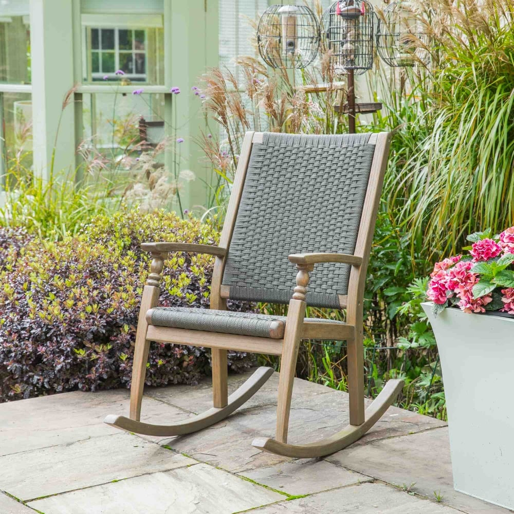 Inspiration about Panama Single Rocker Chair Within Weston Rocking Chairs (#19 of 20)