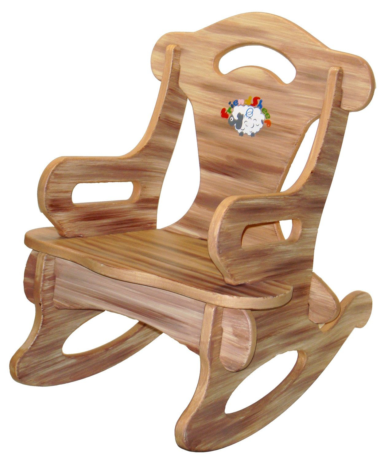 Pin On Kids Will Love To Learn This With Regard To Brown Wood Youth Rocking Chairs (#17 of 20)