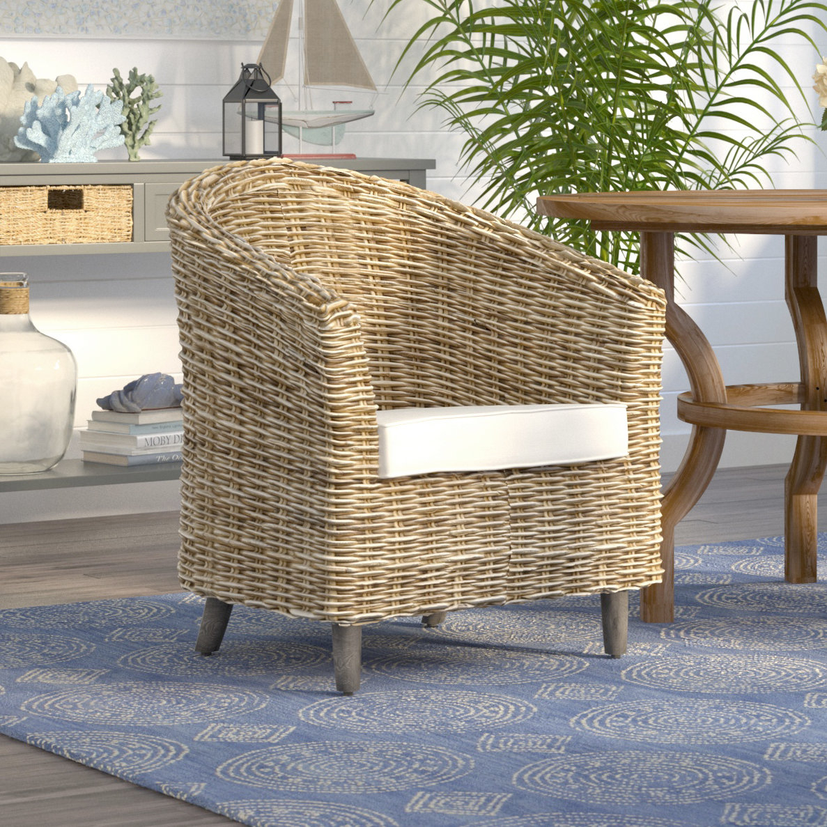Inspiration about Poly And Bark Chair | Wayfair Pertaining To Poly And Bark Patchwork Rocking Chairs (#19 of 20)