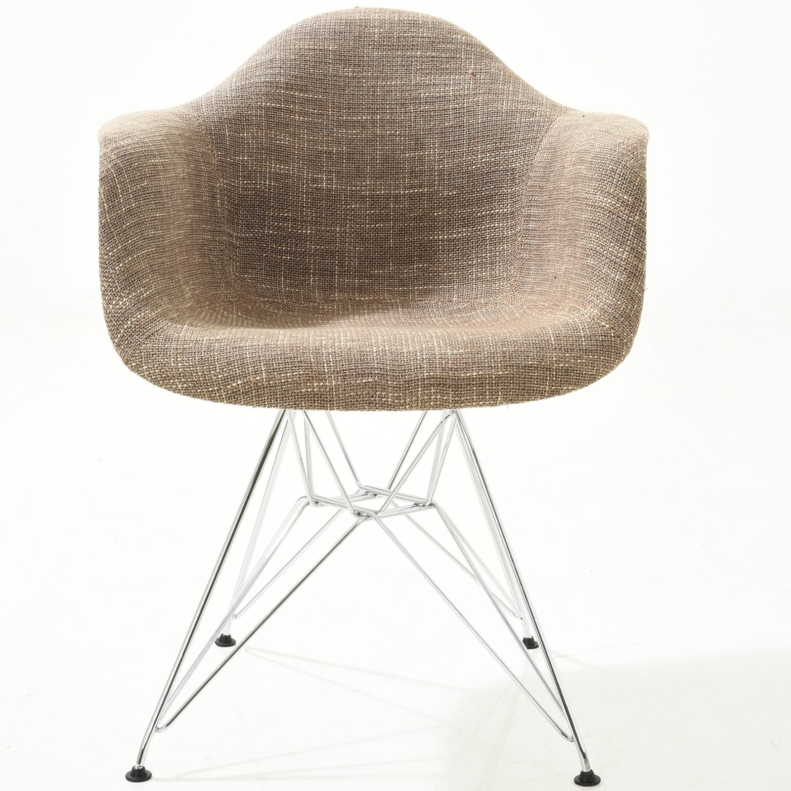 Inspiration about Poly And Bark Padget Padded Arm Chair For Poly And Bark Patchwork Rocking Chairs (#9 of 20)