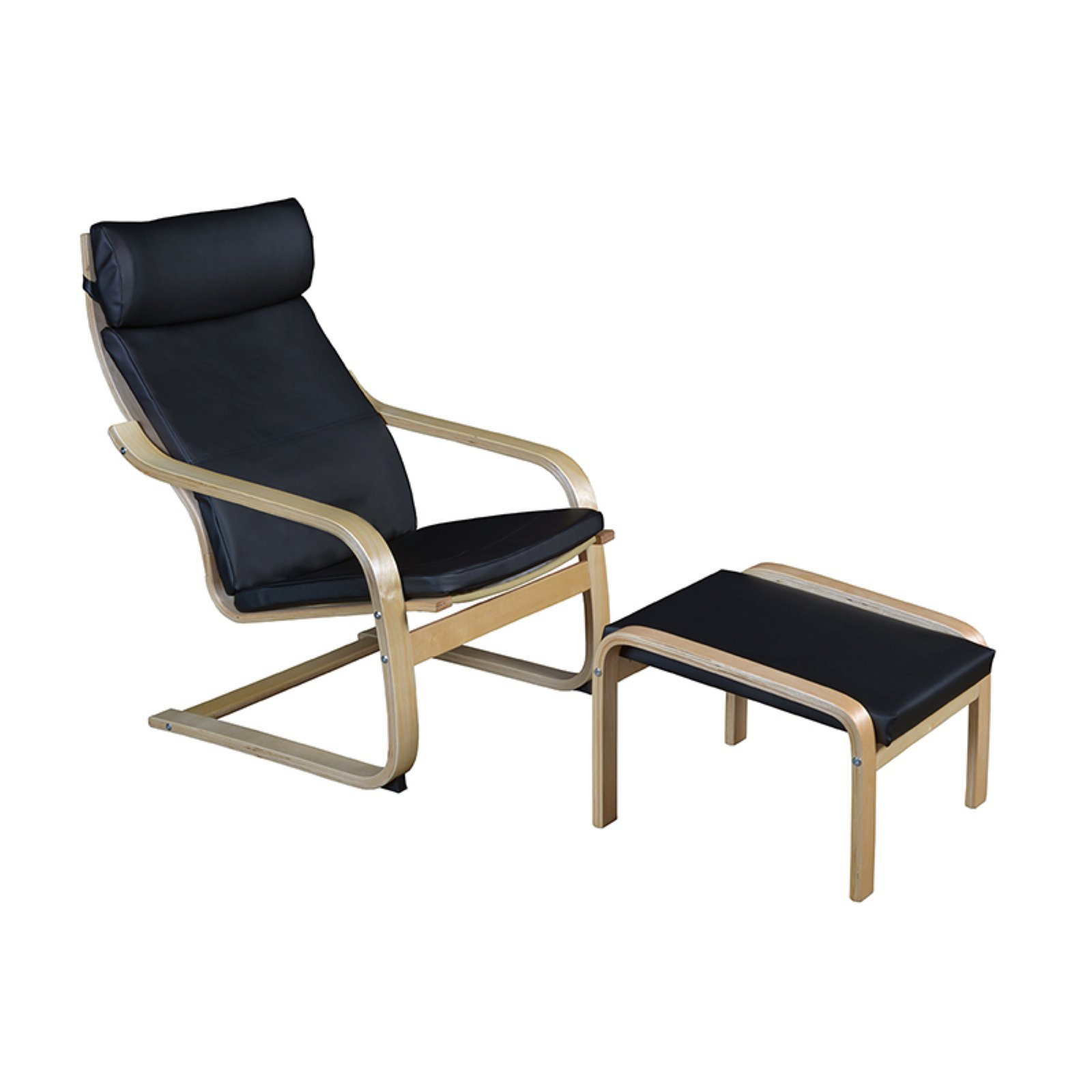 Inspiration about Regency Niche Mia Bentwood Leather Reclining Chair With Pertaining To Mia Bentwood Chairs (#4 of 20)