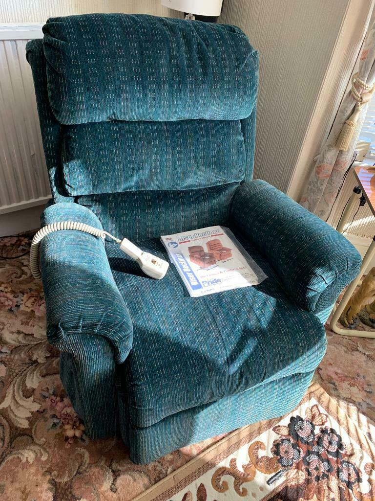 Inspiration about Rise Recline Chair | In Dover, Kent | Gumtree Pertaining To Dover Bentwood Rocking Chairs (#10 of 20)