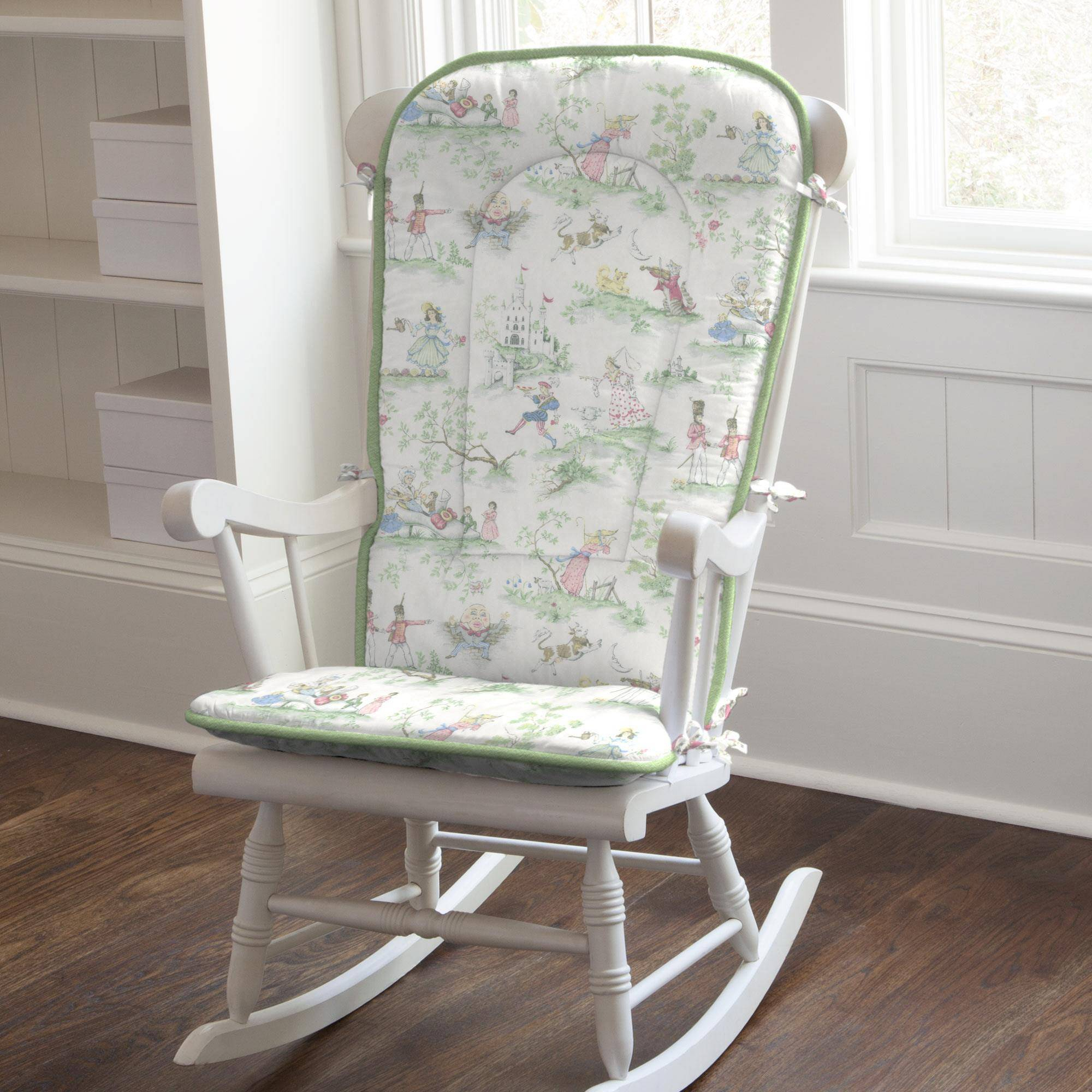 Rocker For Baby Room Furniture Inspiring Rocking Chair Best Intended For Wooden Baby Nursery Rocking Chairs (#16 of 20)