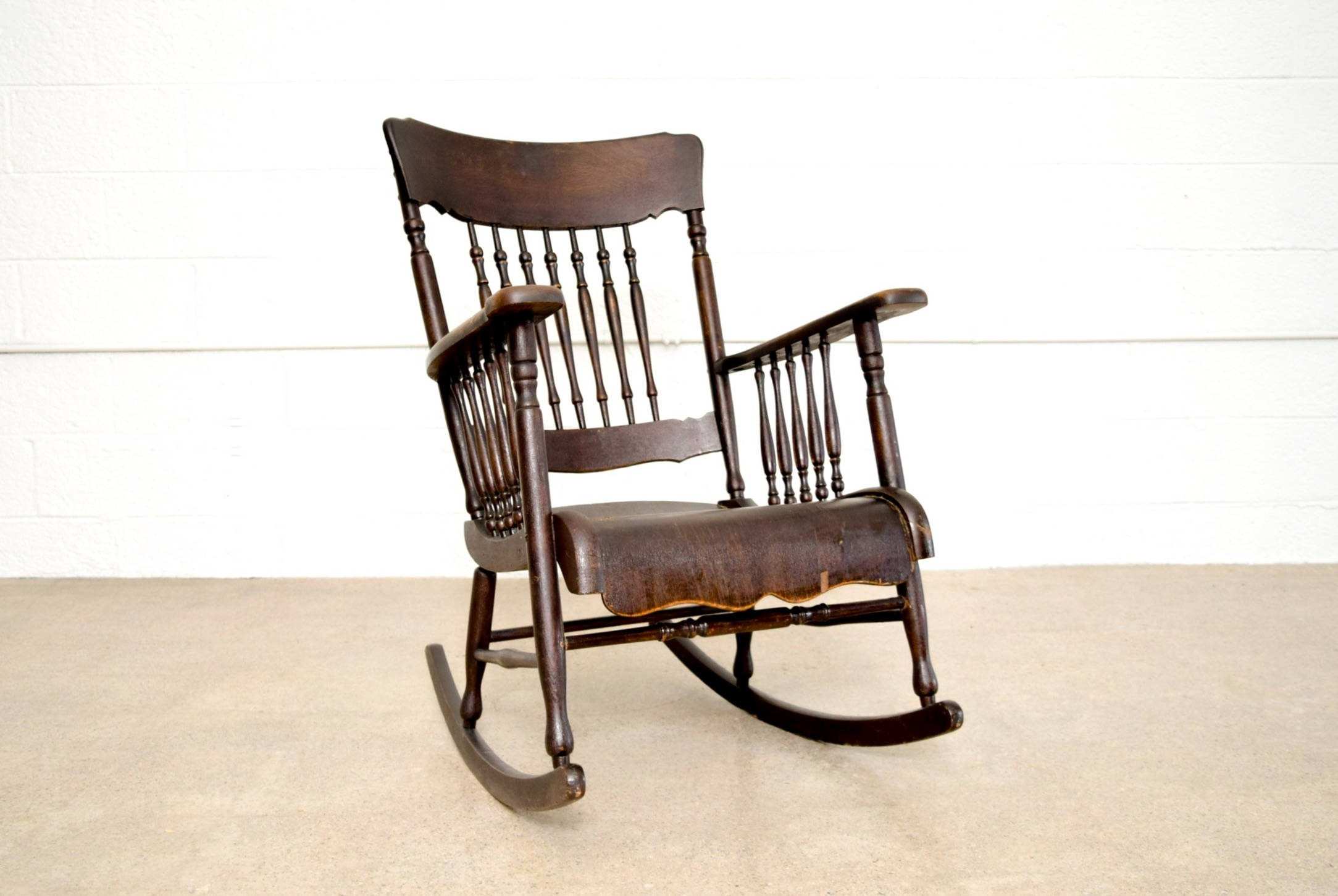 Rocking Chair, Antique Rocking Chair, Antique Smith Day & Co (#14 of 20)