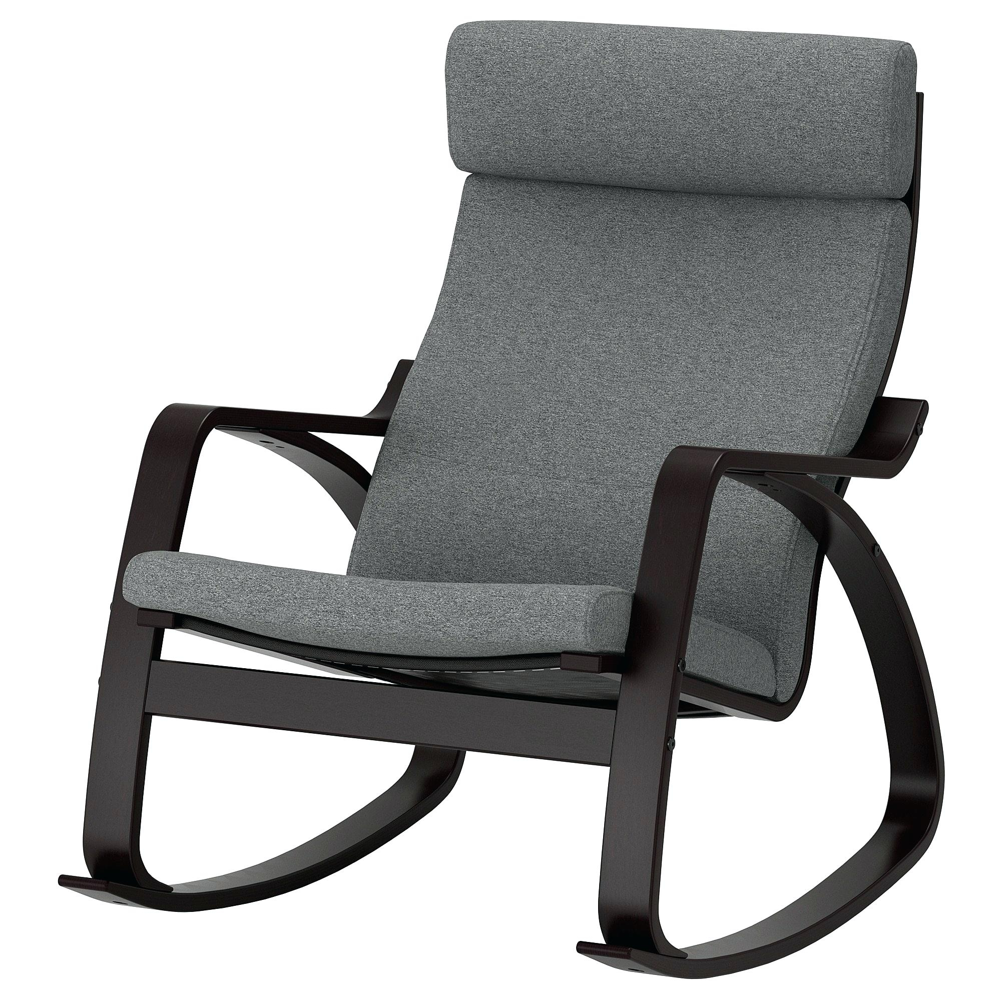 Inspiration about Rocking Chair Images – Cctvsales.co In Faux Leather Upholstered Wooden Rocking Chairs With Looped Arms, Brown (#16 of 20)