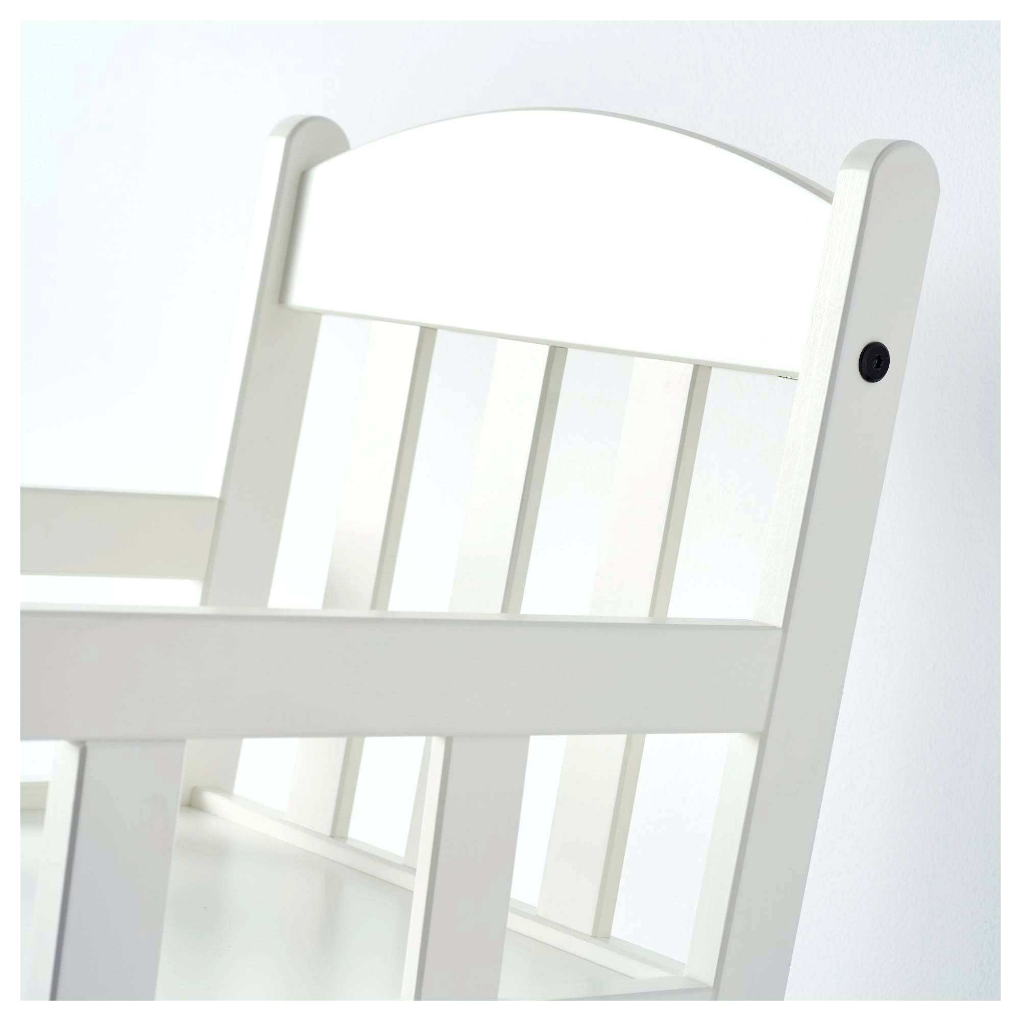 Inspiration about Rocking Chair White – Laurindasinn.co Intended For Ethel Country White Rocking Chairs (#10 of 20)