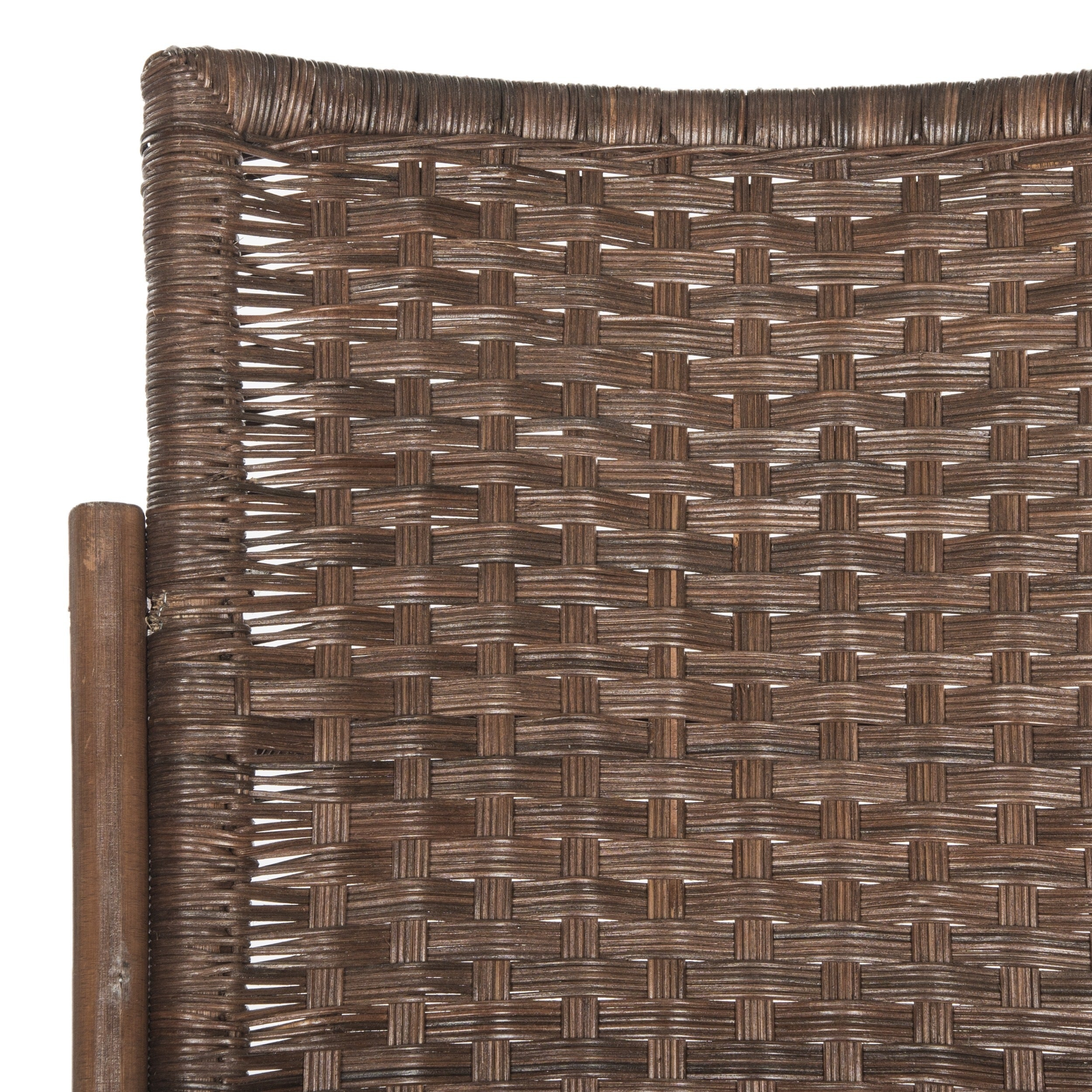 Safavieh Bali Brown Rocking Chair With Bali Brown Rocking Chairs (View 10 of 20)