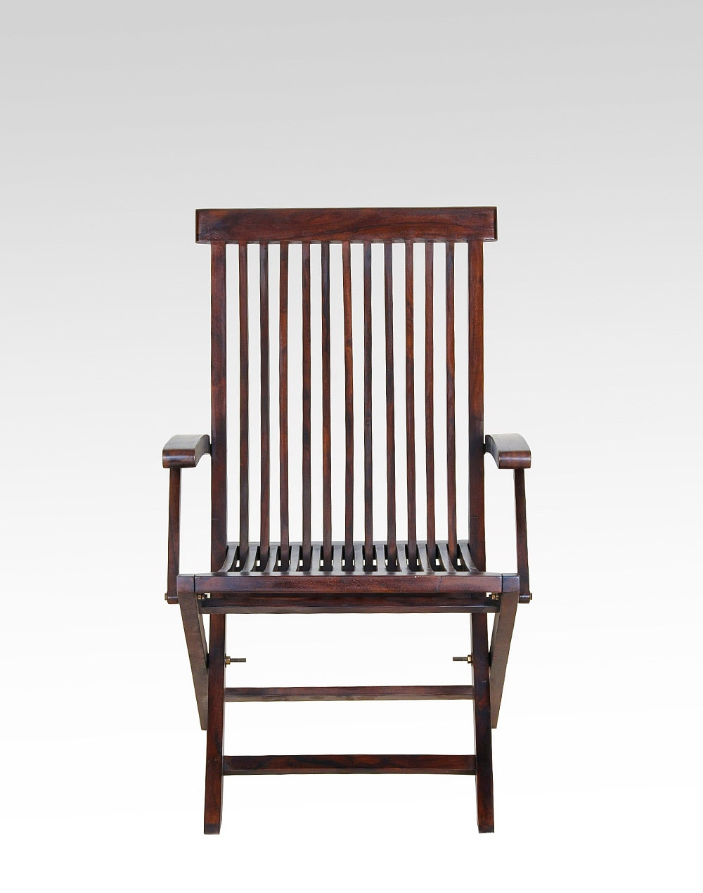 Sheesham Wood Bali Folding Chair Intended For Bali Brown Rocking Chairs (View 16 of 20)