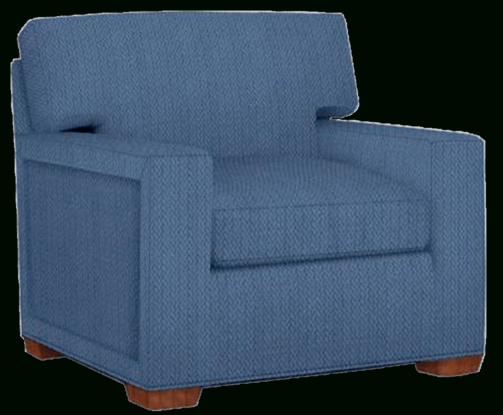 Sherrill Furniture Company – Made In America | In Modern Blue Fabric Rocking Arm Chairs (View 19 of 20)