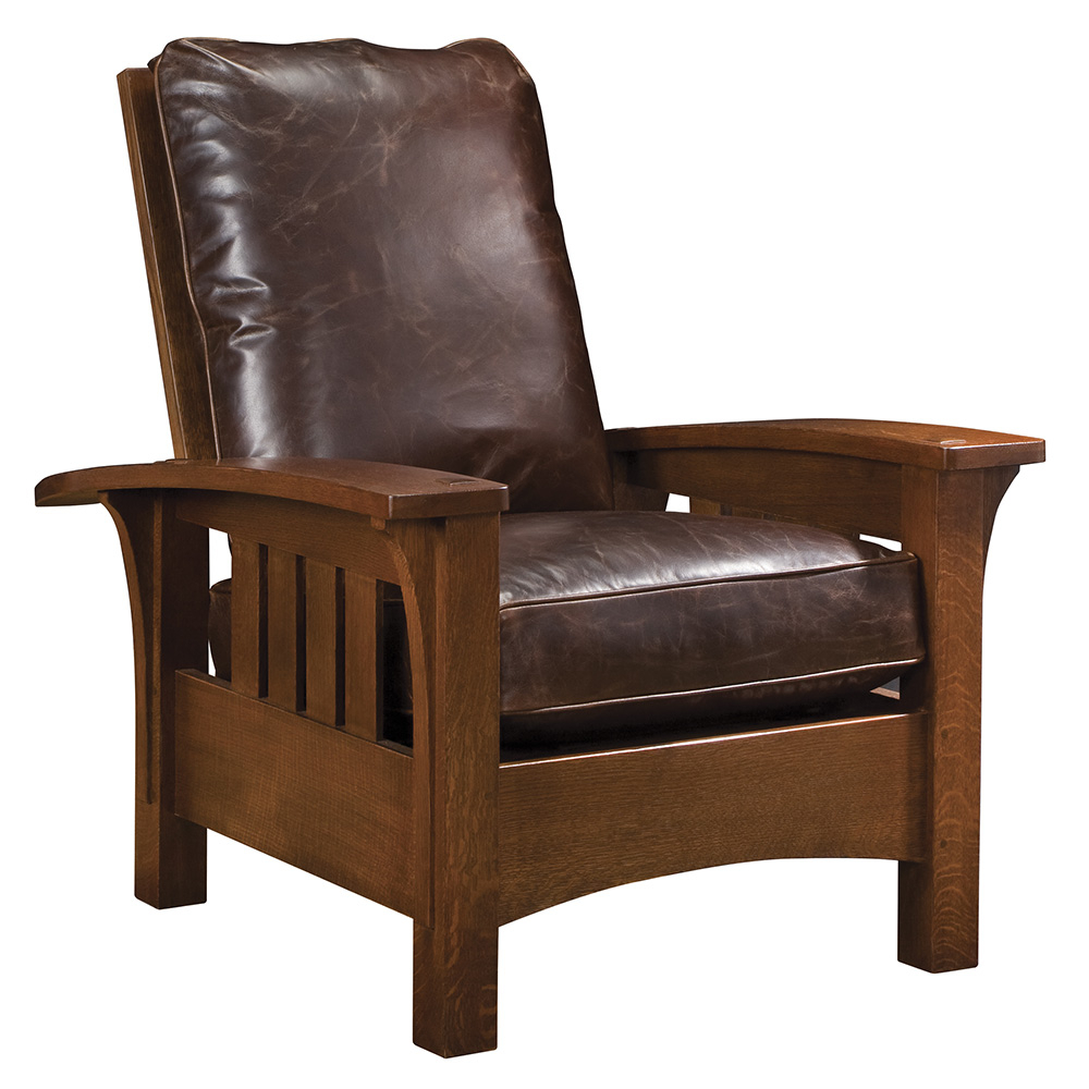 Stickley Furniture With Regard To Poppy Mission Espresso Rocking Chairs (#18 of 20)