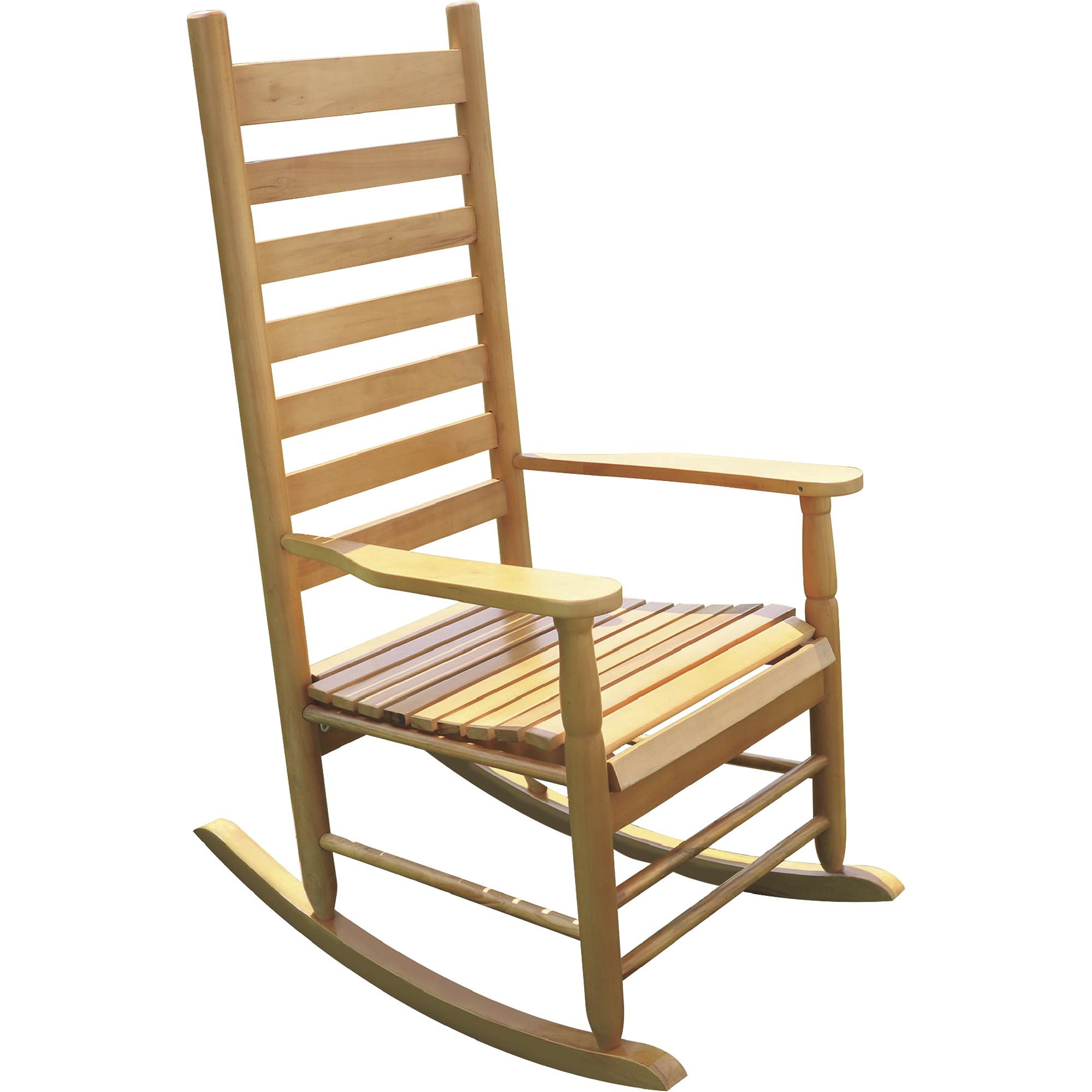 Stonegate Designs Wooden Porch Rocker — 24 1/2In.w X 32 3/4In.d X 46In (View 4 of 20)