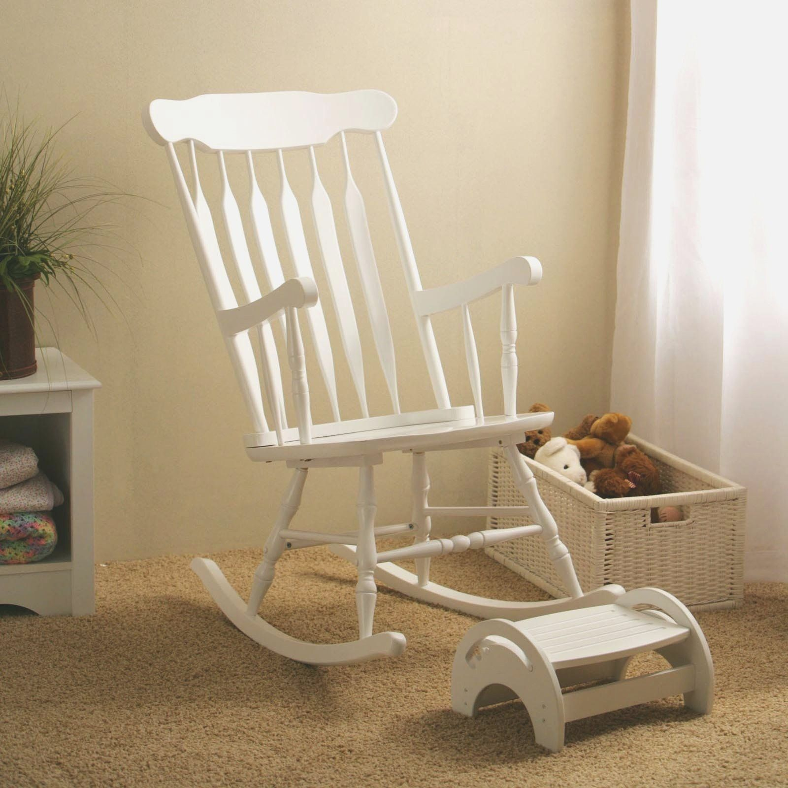 Inspiration about Types Of Rocking Chairs – All Types Of Rocking Chairs Within Antique White Wooden Rocking Chairs (#5 of 20)