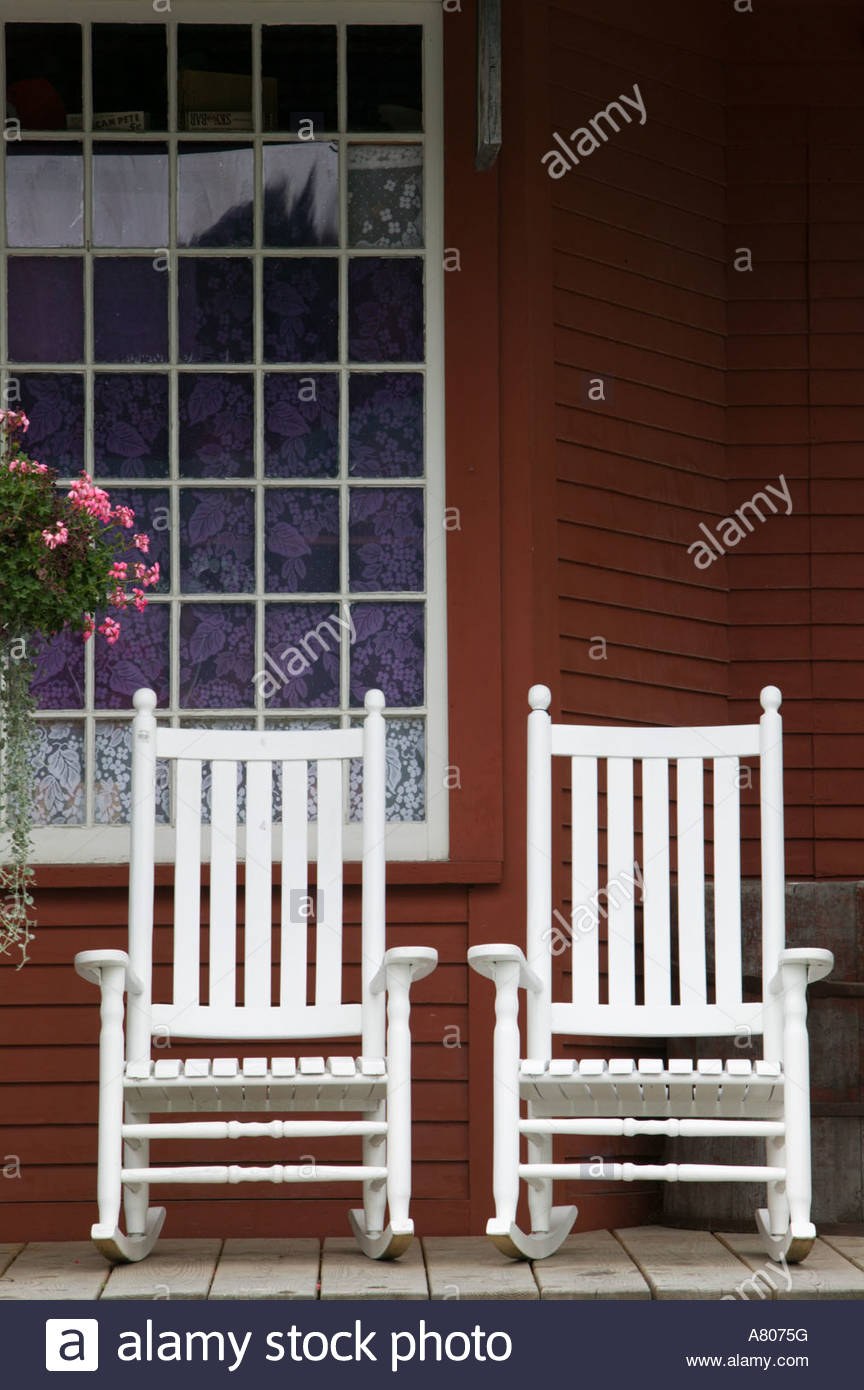 Inspiration about Usa, Vermont, Weston: Weston Country Store / Rocking Chairs Within Weston Rocking Chairs (#1 of 20)