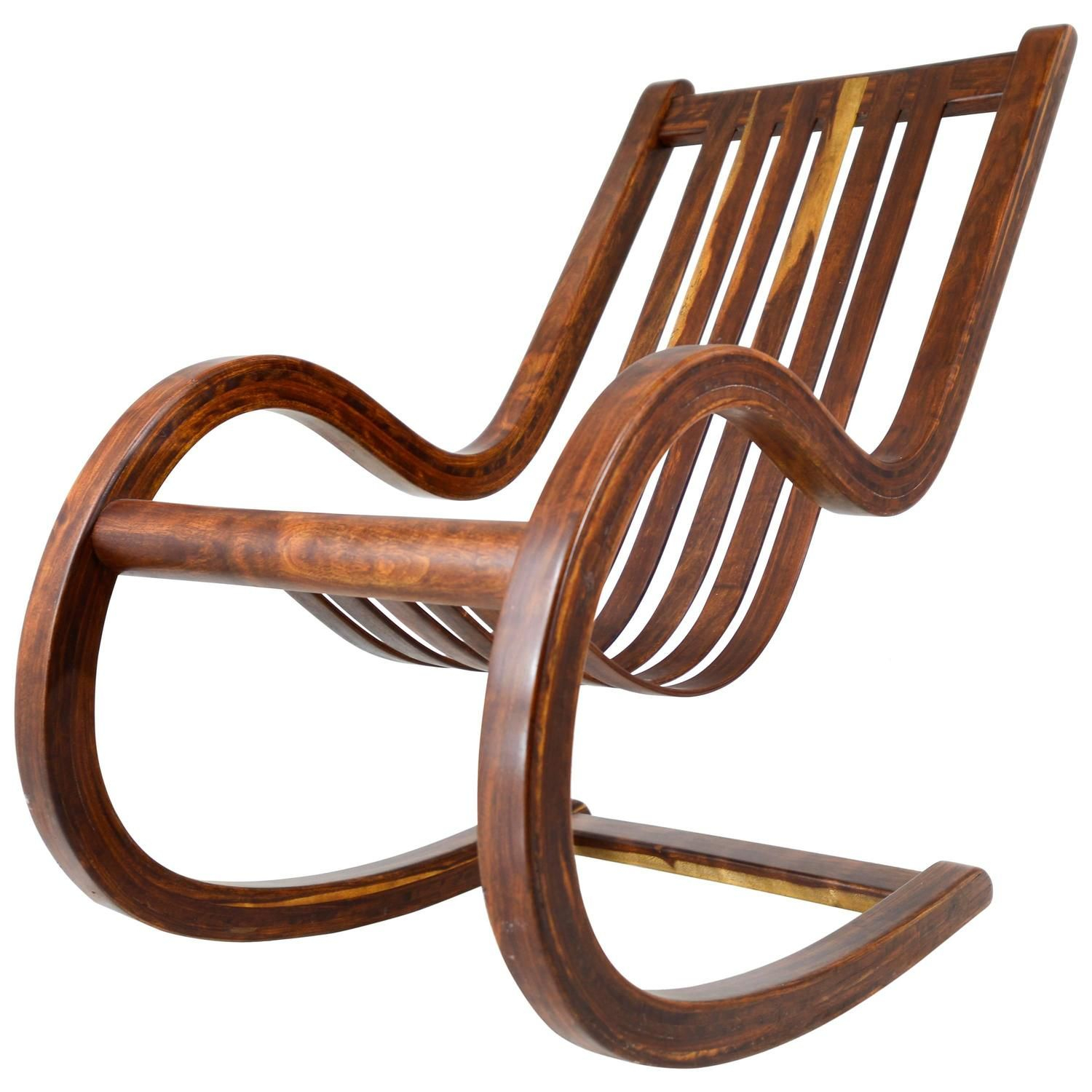 Inspiration about Walnut Rocking Chair In 2019 | Ideas For The House | Rocking Throughout Walnut Wood Rocking Chairs (#9 of 20)