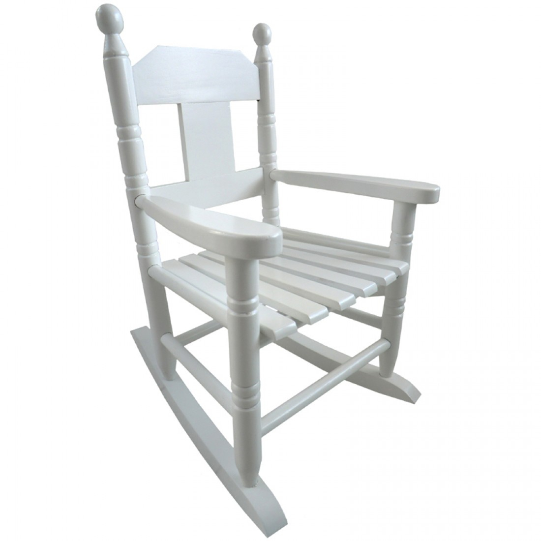 Inspiration about White Childs Rocking Chair Inside White Wood Rocking Chairs (#9 of 20)