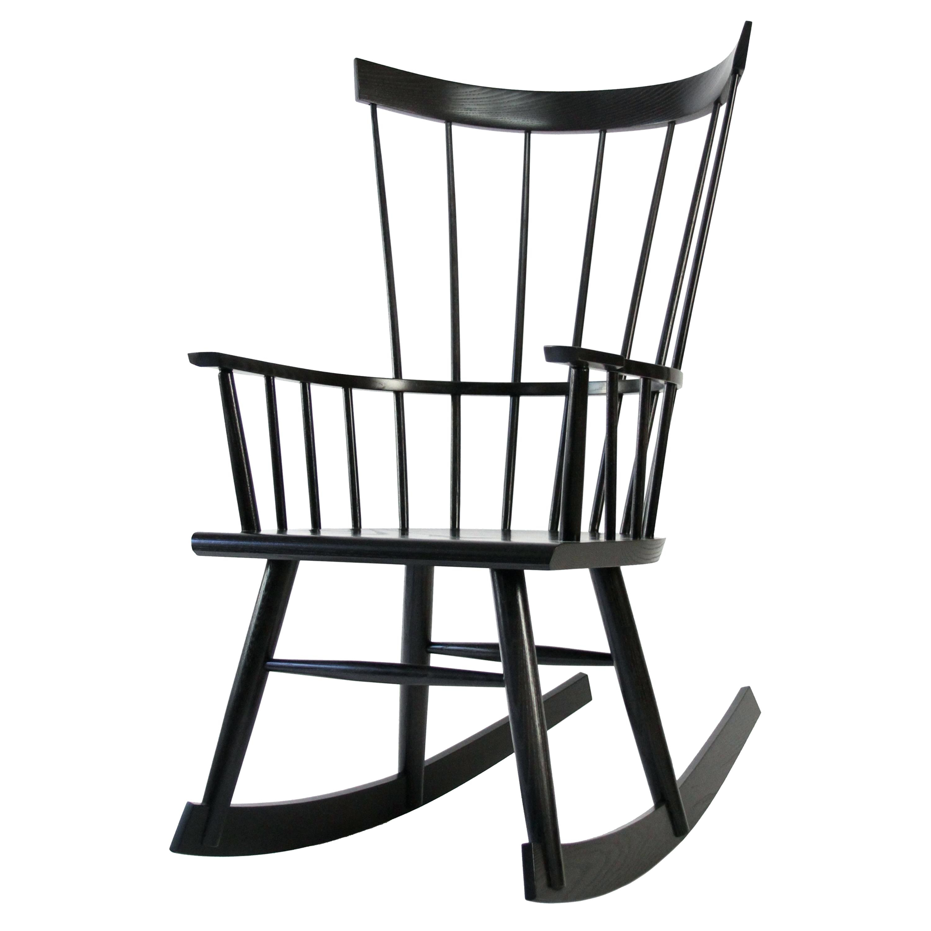 Inspiration about Windsor Rocking Chair For Sale – Zanadorazio.co Pertaining To Madrone Windsor Country Style Rocking Chairs (#7 of 20)