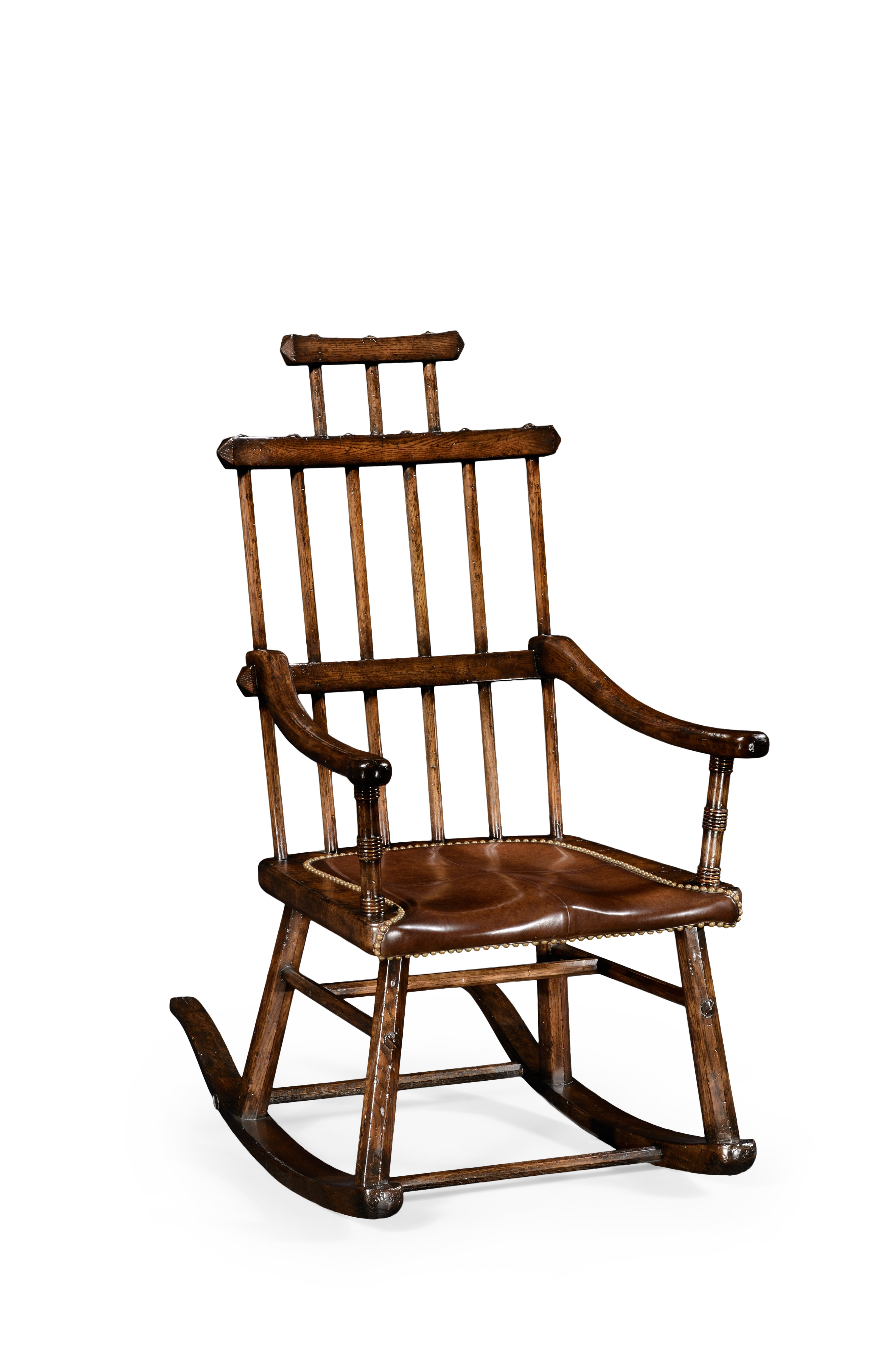 Inspiration about Windsor Rocking Chair For Windsor Arrow Back Country Style Rocking Chairs (#9 of 20)