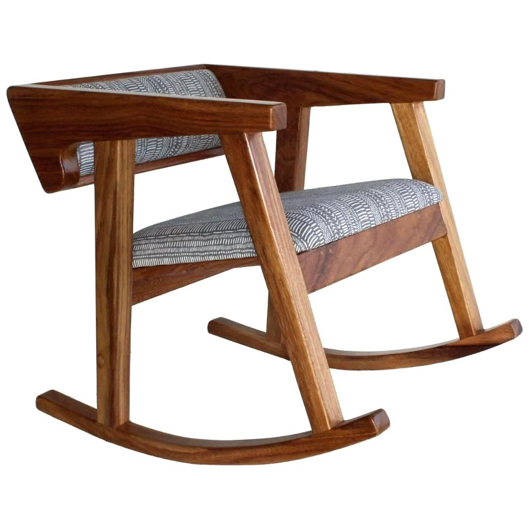 Inspiration about Wood Rocking Chairs For Sale – Guernseydating.co With Wood And Leather Chavin Deities Rocking Chairs (#14 of 20)