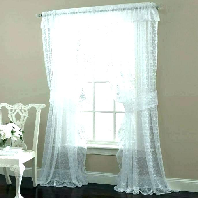 1 Out Star Shading Window Blackout Curtain Drapes Purdah For Inside Signature Ivory Velvet Blackout Single Curtain Panels (#1 of 50)