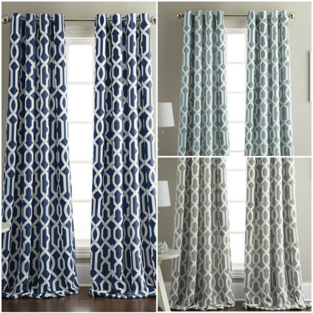1 Panel Chezmoi Collection Blackout Thermal Insulated Grommet Top Window  Curtain For Meridian Blackout Window Curtain Panels (#2 of 50)