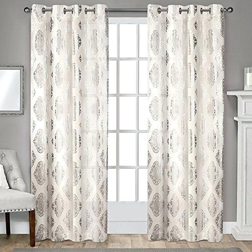 100 X 84 Patio Panel – Madtel With Double Pinch Pleat Top Curtain Panel Pairs (#1 of 50)