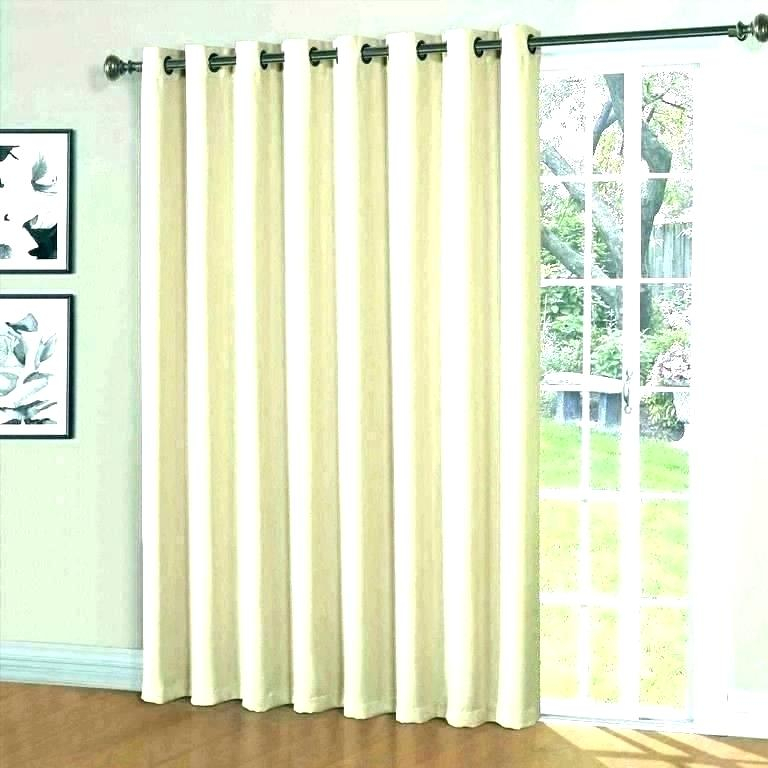 100×84 Patio Door Curtains – Rietiannunci In Grommet Blackout Patio Door Window Curtain Panels (View 1 of 50)