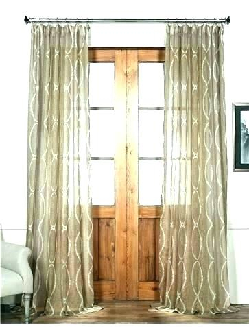 108 Curtain Panels – Stella Exlibris Throughout Arm And Hammer Curtains Fresh Odor Neutralizing Single Curtain Panels (View 3 of 50)