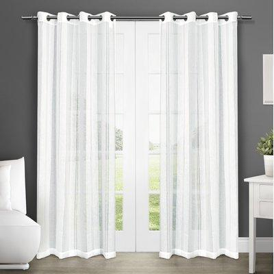 108 Inch Curtain Panel Pair – Playnewcardgames For Solid Thermal Insulated Blackout Curtain Panel Pairs (View 40 of 50)