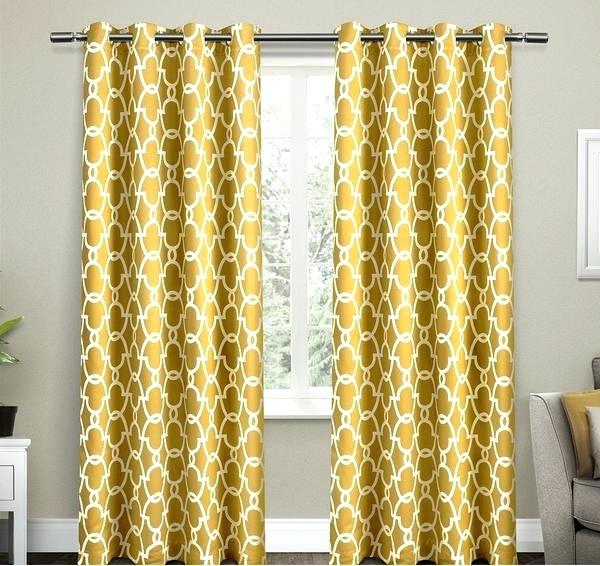 108 Inch Curtain Panel Pair – Playnewcardgames With Solid Insulated Thermal Blackout Curtain Panel Pairs (View 39 of 50)