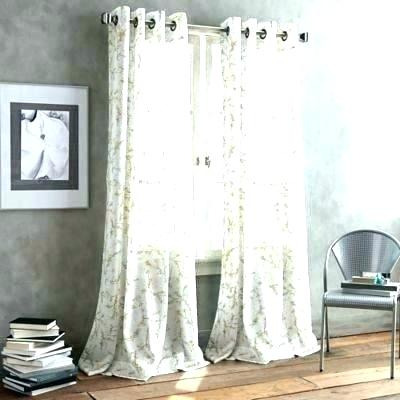108 Inch Long White Sheer Curtains – Lauschoinfashion Inside Arm And Hammer Curtains Fresh Odor Neutralizing Single Curtain Panels (View 6 of 50)