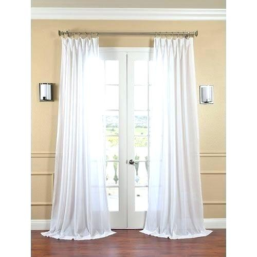 120 Sheer Curtains – E Bot (View 5 of 50)
