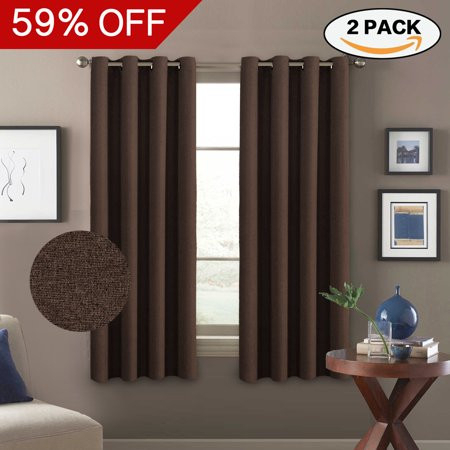 14 New Textured Grommet Drapes Photograph | All About Texture Pertaining To Thermal Textured Linen Grommet Top Curtain Panel Pairs (View 1 of 42)