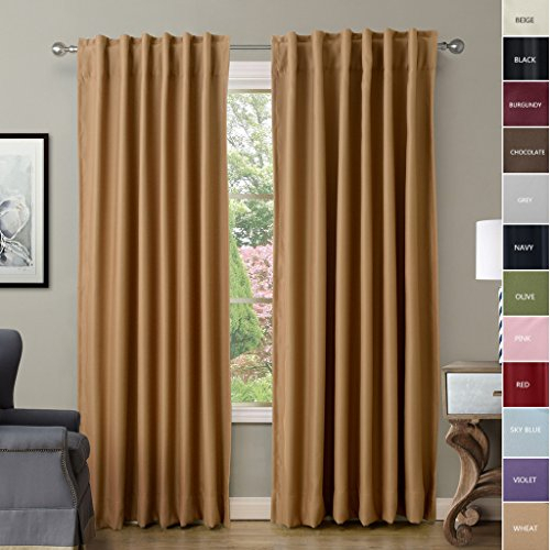 17 Most Wanted Tab Curtains – Top Decor Tips With Regard To Jacob Tab Top Single Curtain Panels (View 3 of 23)